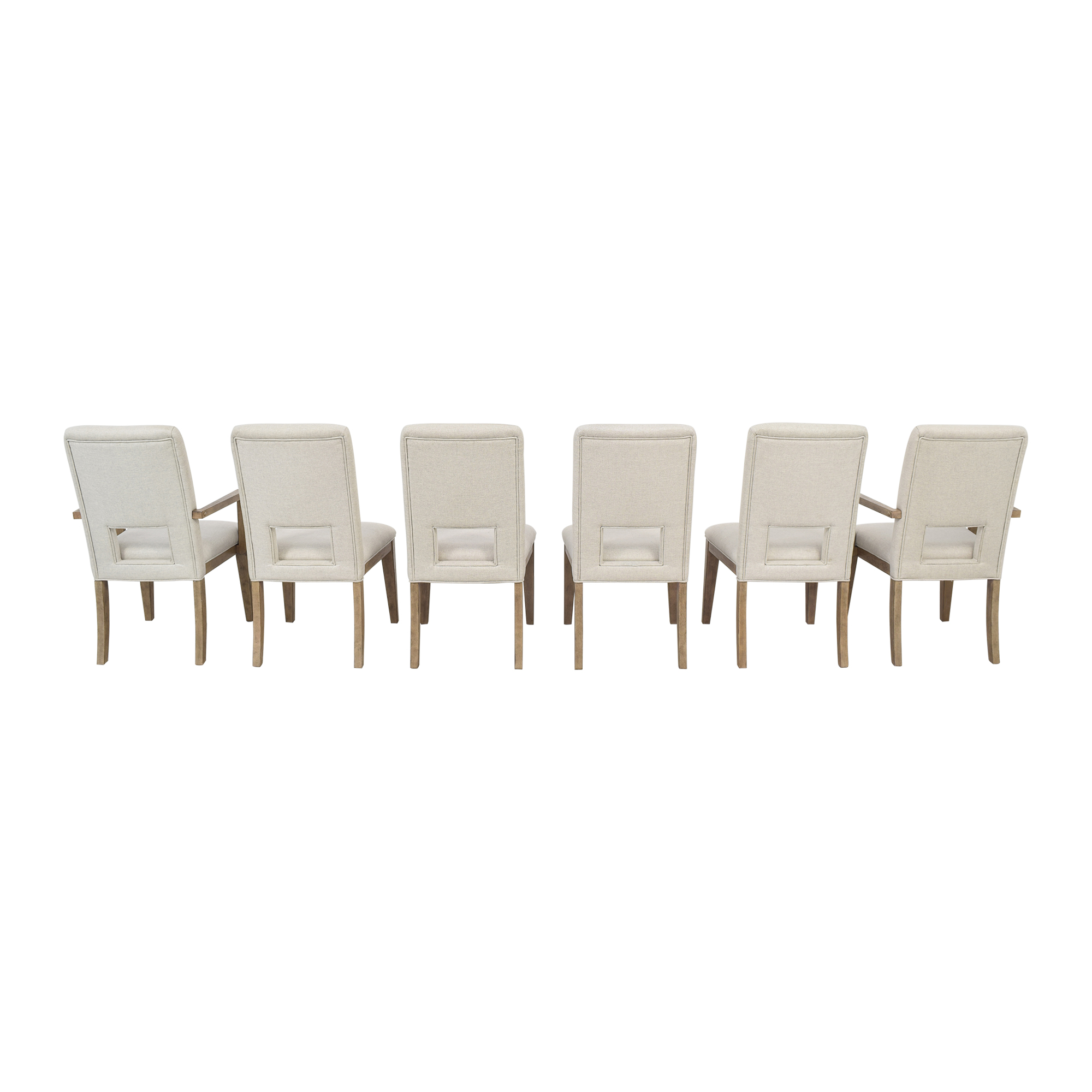 Macy's Macy's Altair Dining Chairs ma