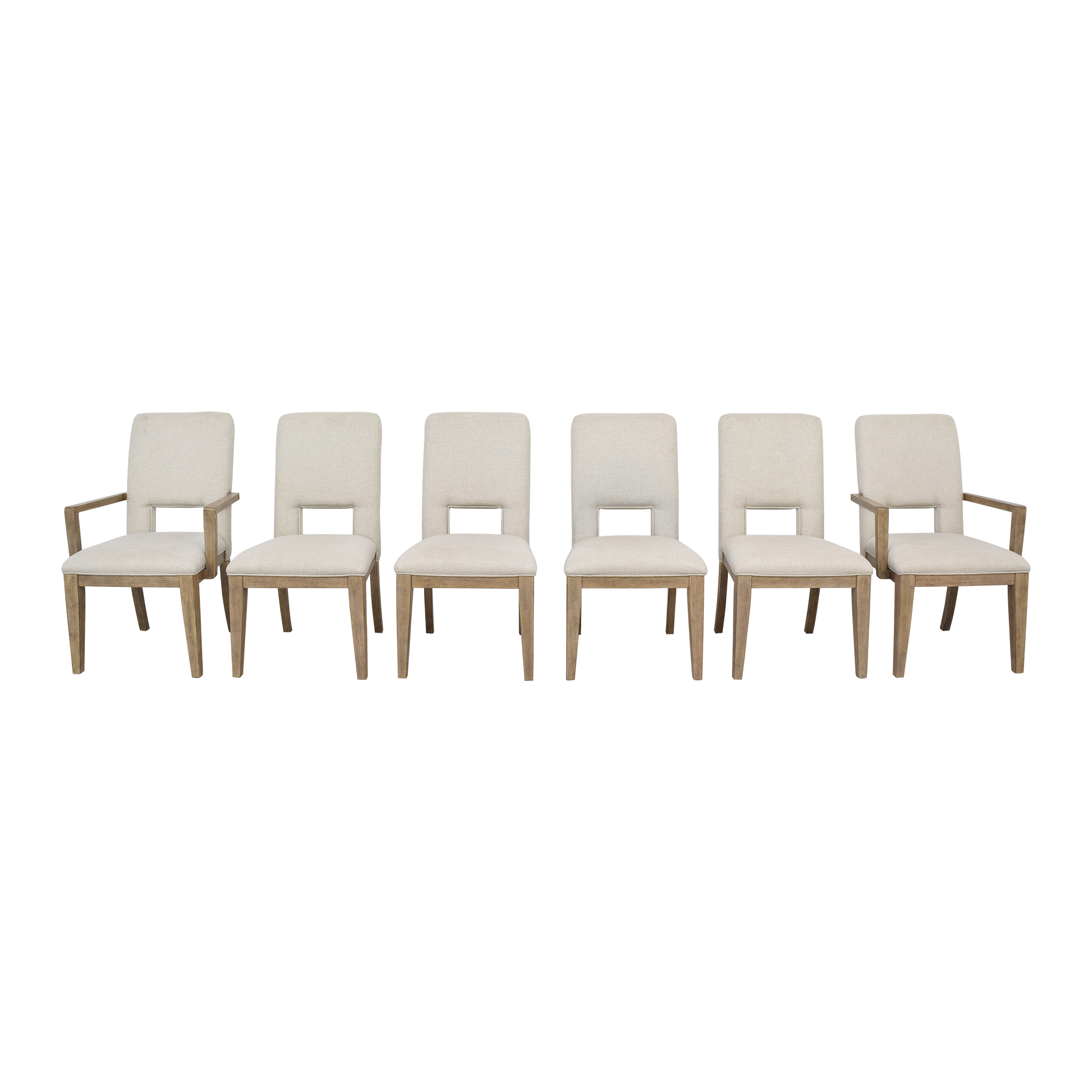 Macy's Altair Dining Chairs / Chairs