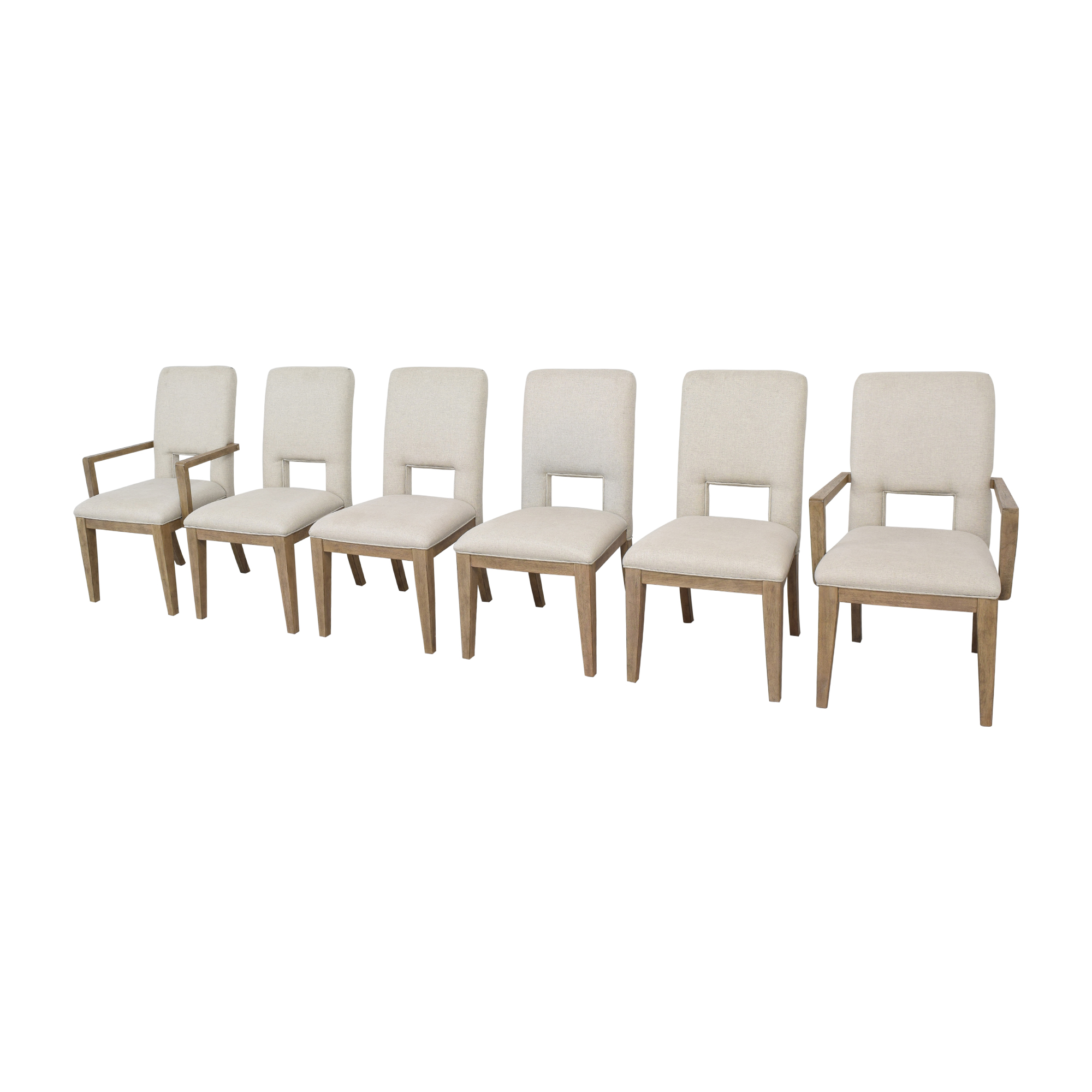 Macy's Altair Dining Chairs sale