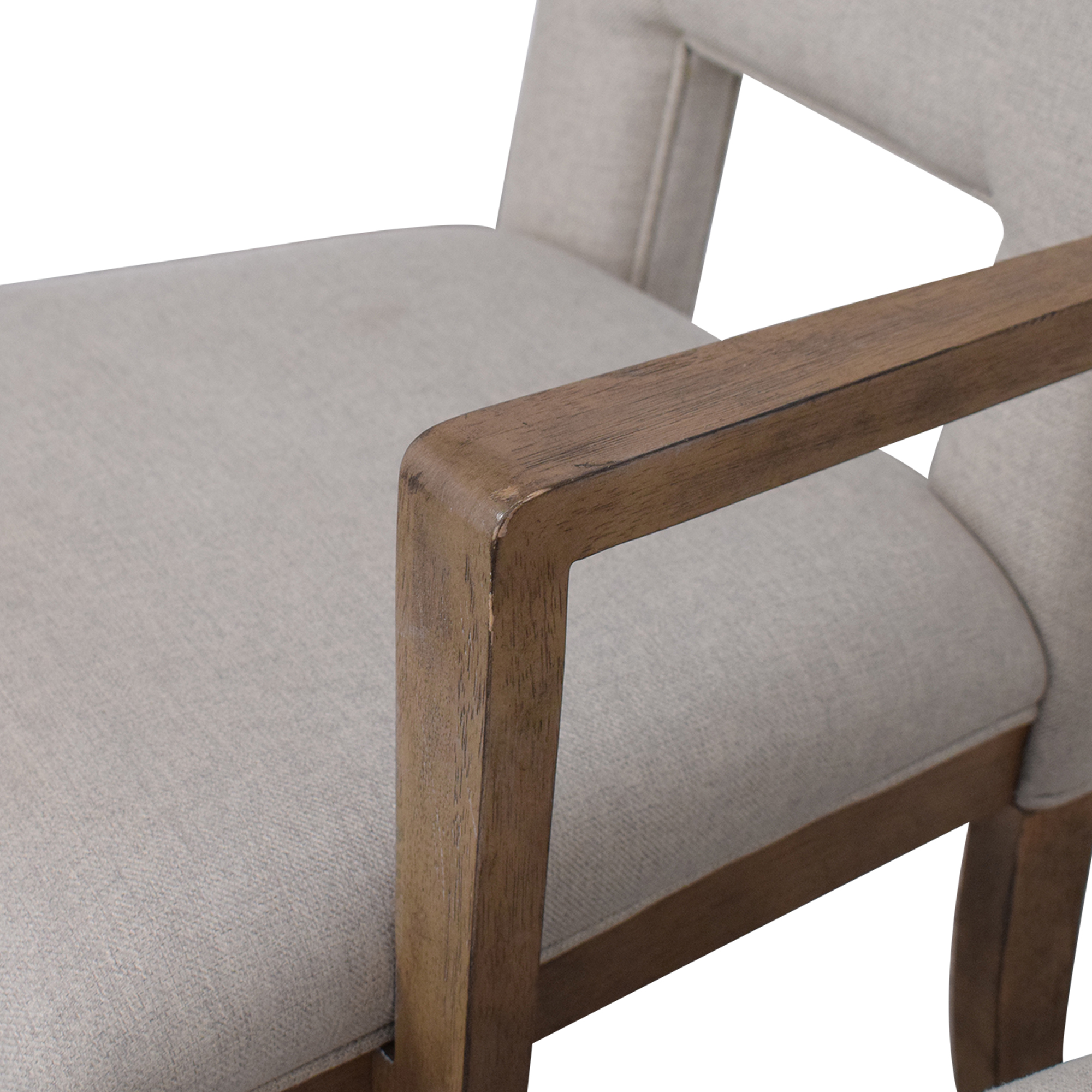 shop Macy's Altair Dining Chairs Macy's Dining Chairs