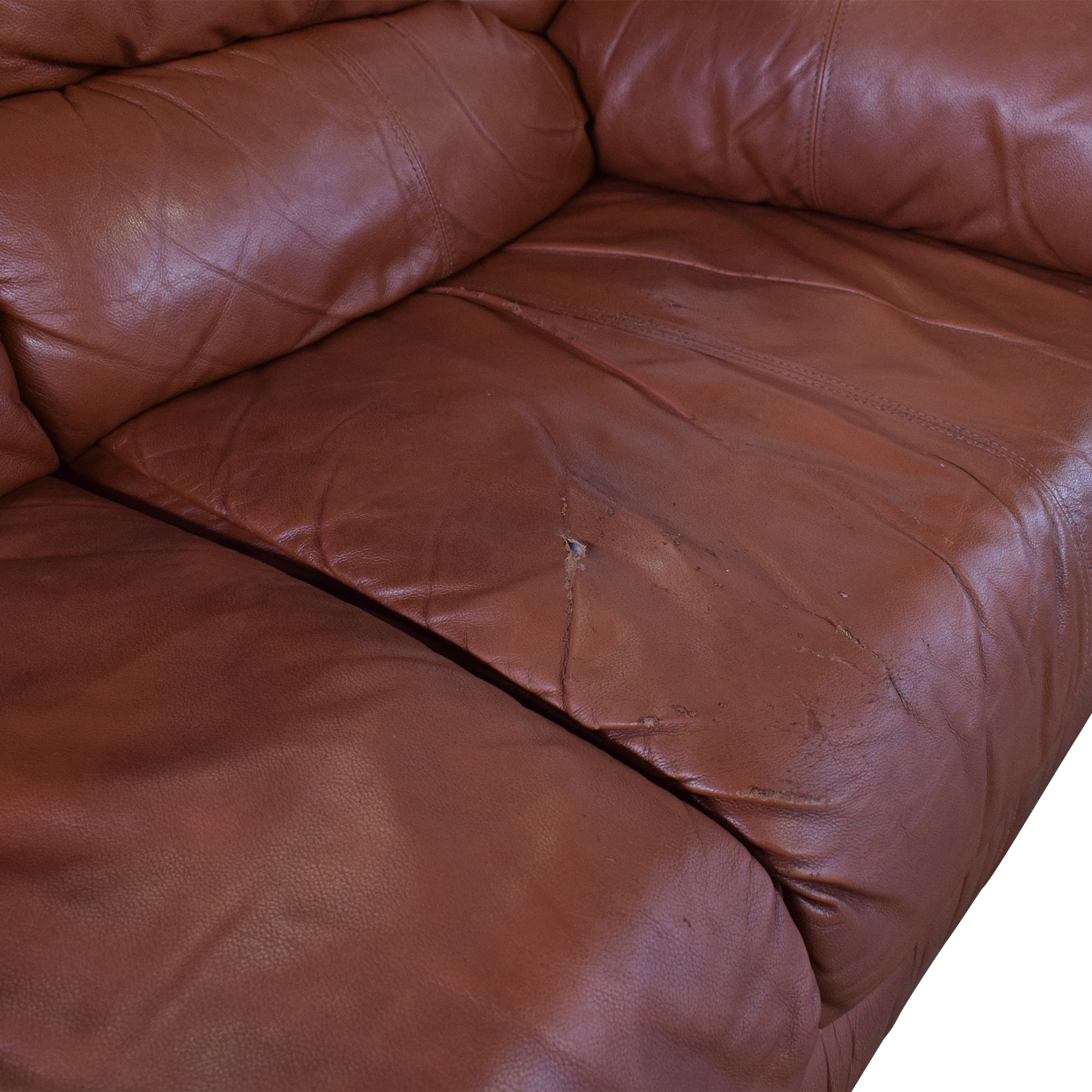 Elran Elran Reclining Curved Sectional Sofa nyc