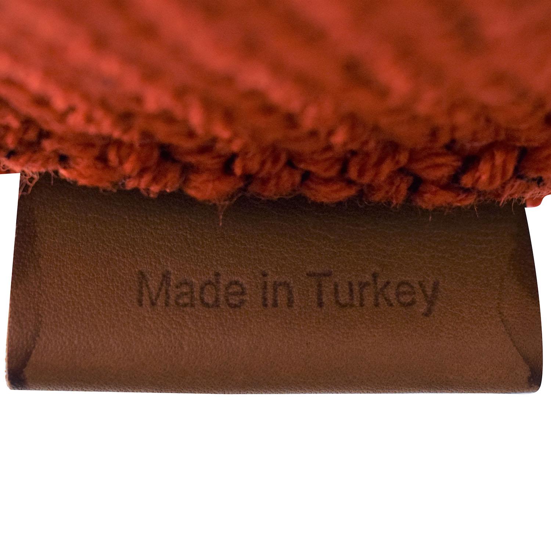 Koleksiyon Koleksiyon Halia Chair red & silver