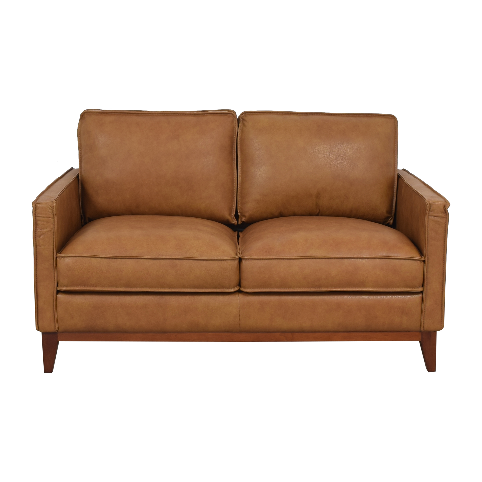 Leather Italia Leather Italia Newport Loveseat dimensions