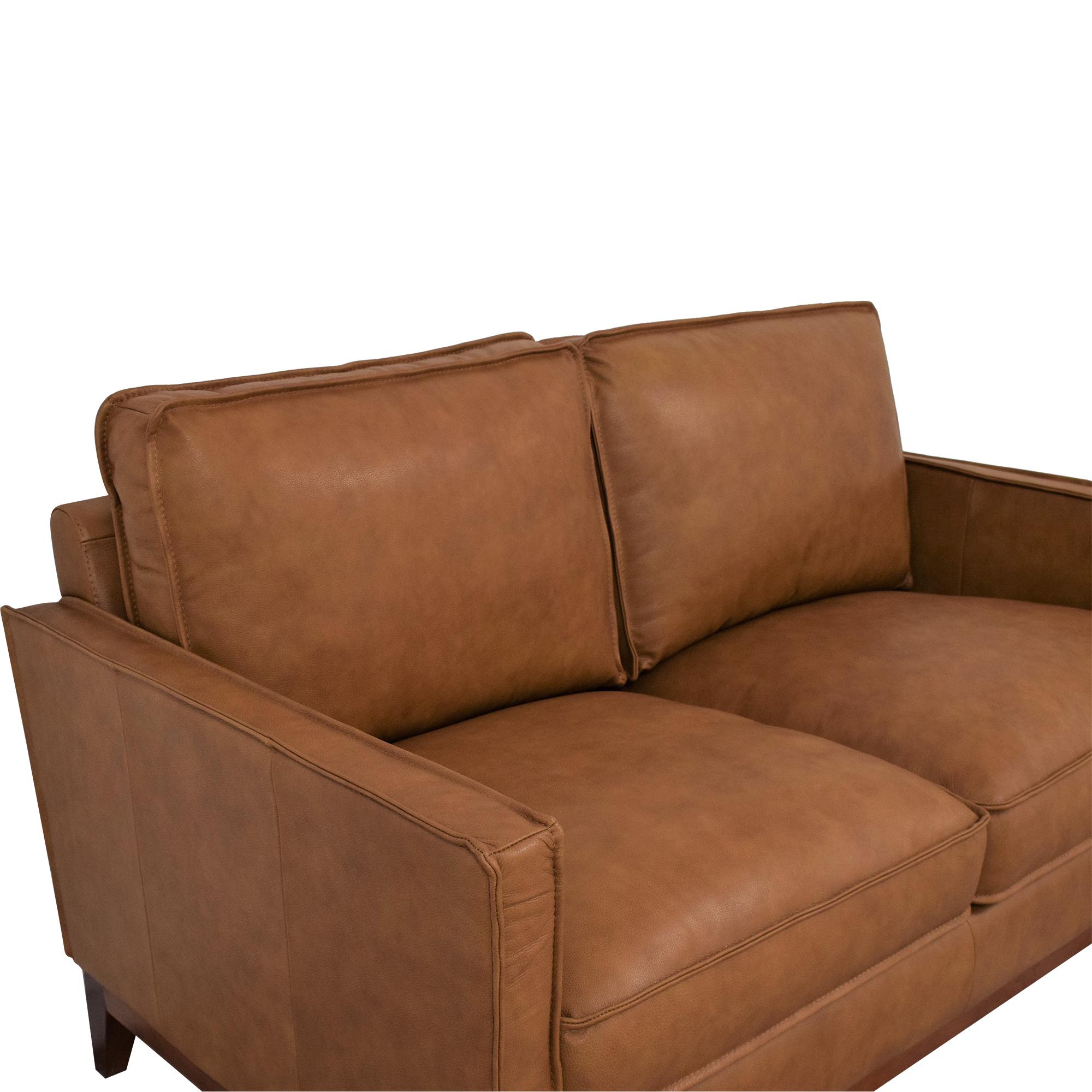 Leather Italia Leather Italia Newport Loveseat price