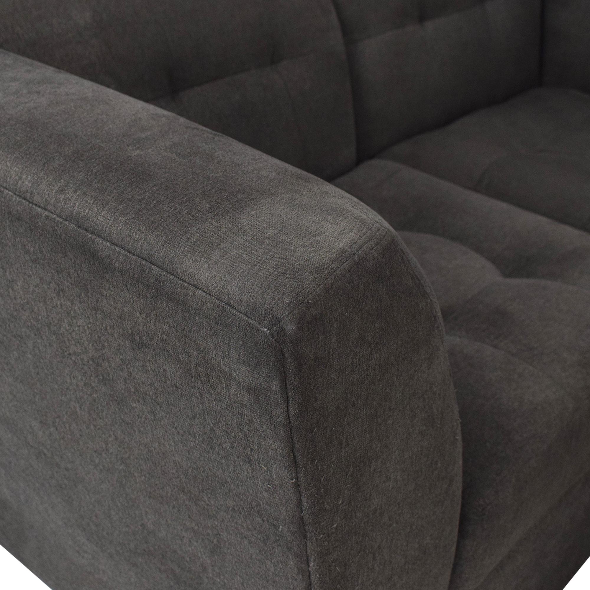 buy Macy's Roxanne II Modular Sofa with Bumper Chaise Macy's