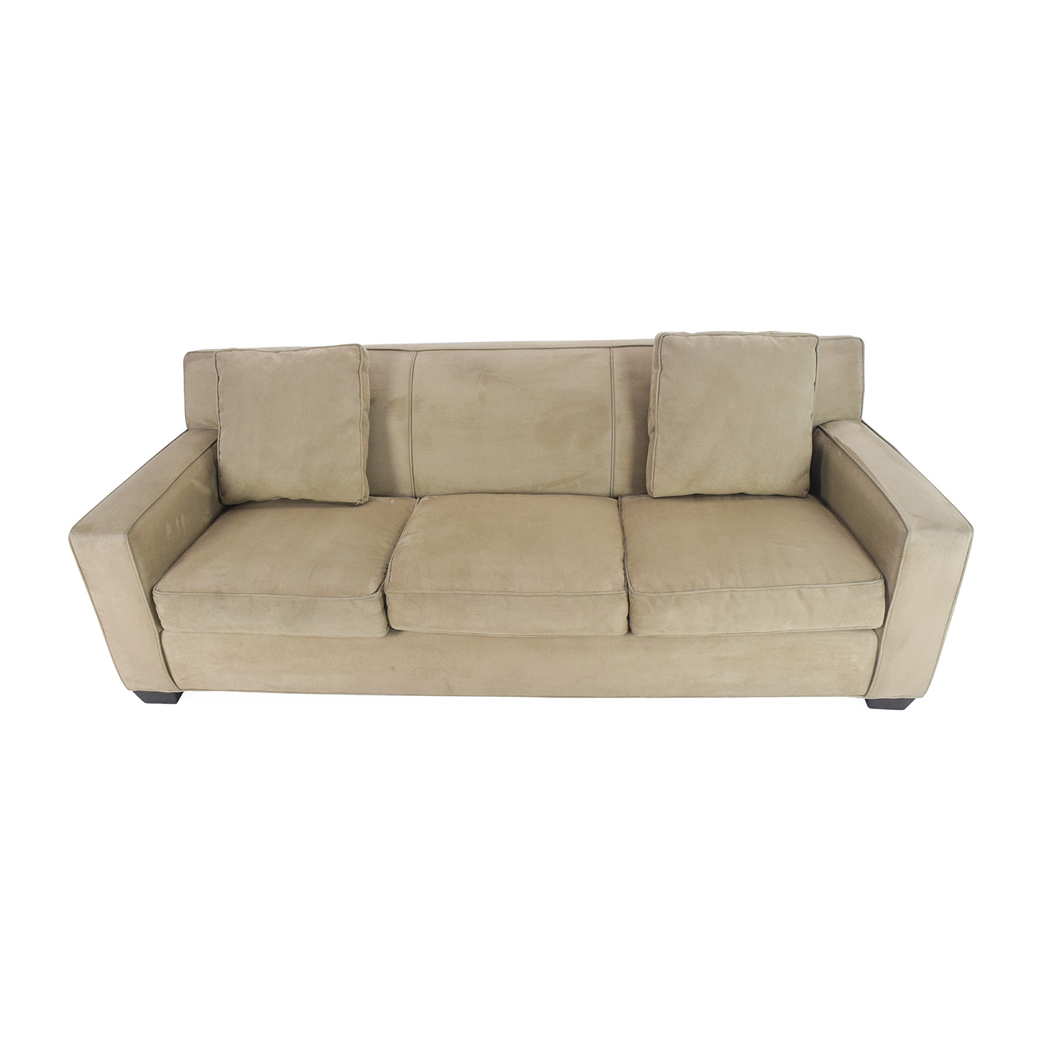78% OFF Crate and Barrel Crate and Barrel Cameron Sofa Sofas