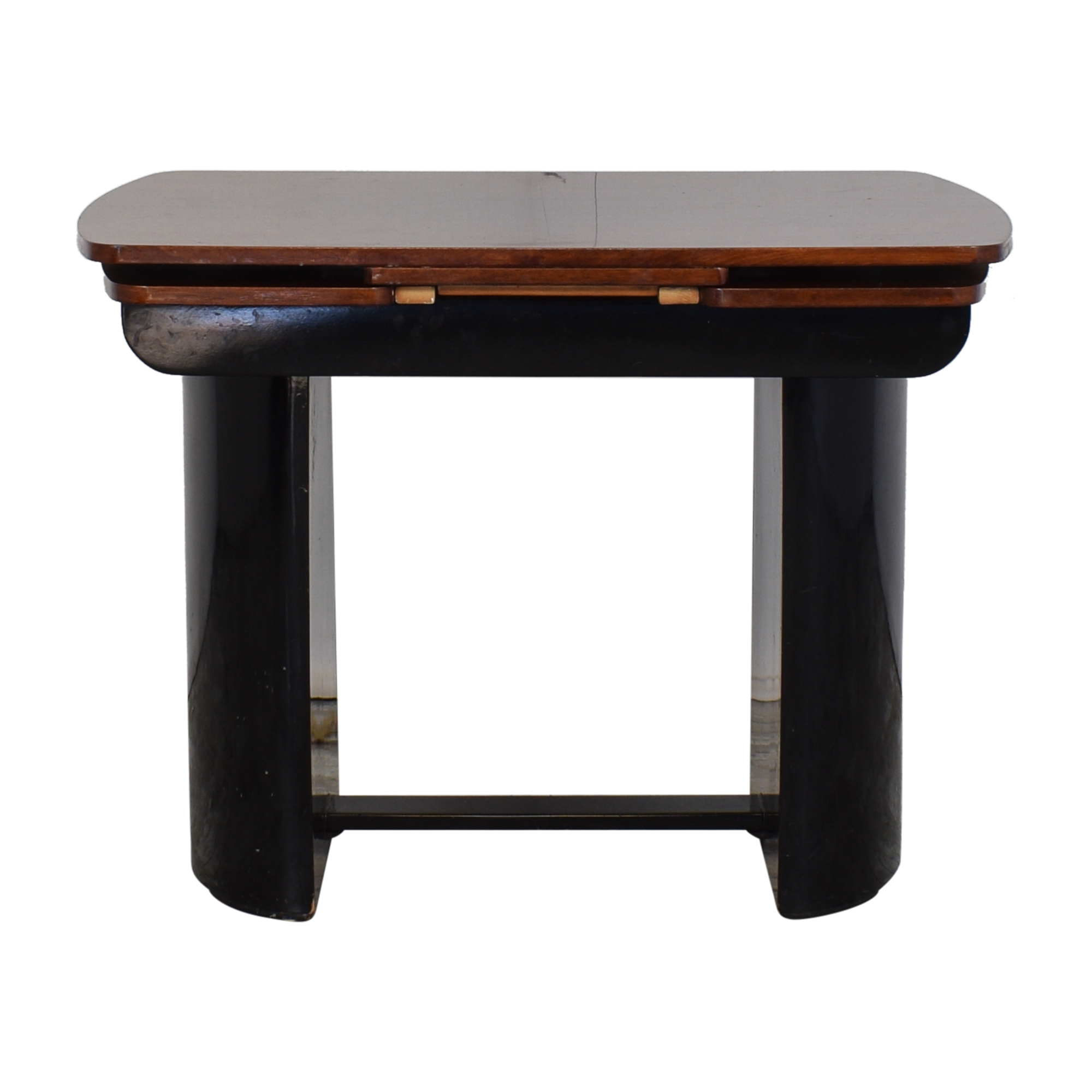 Art Deco Style Expanding Table dimensions