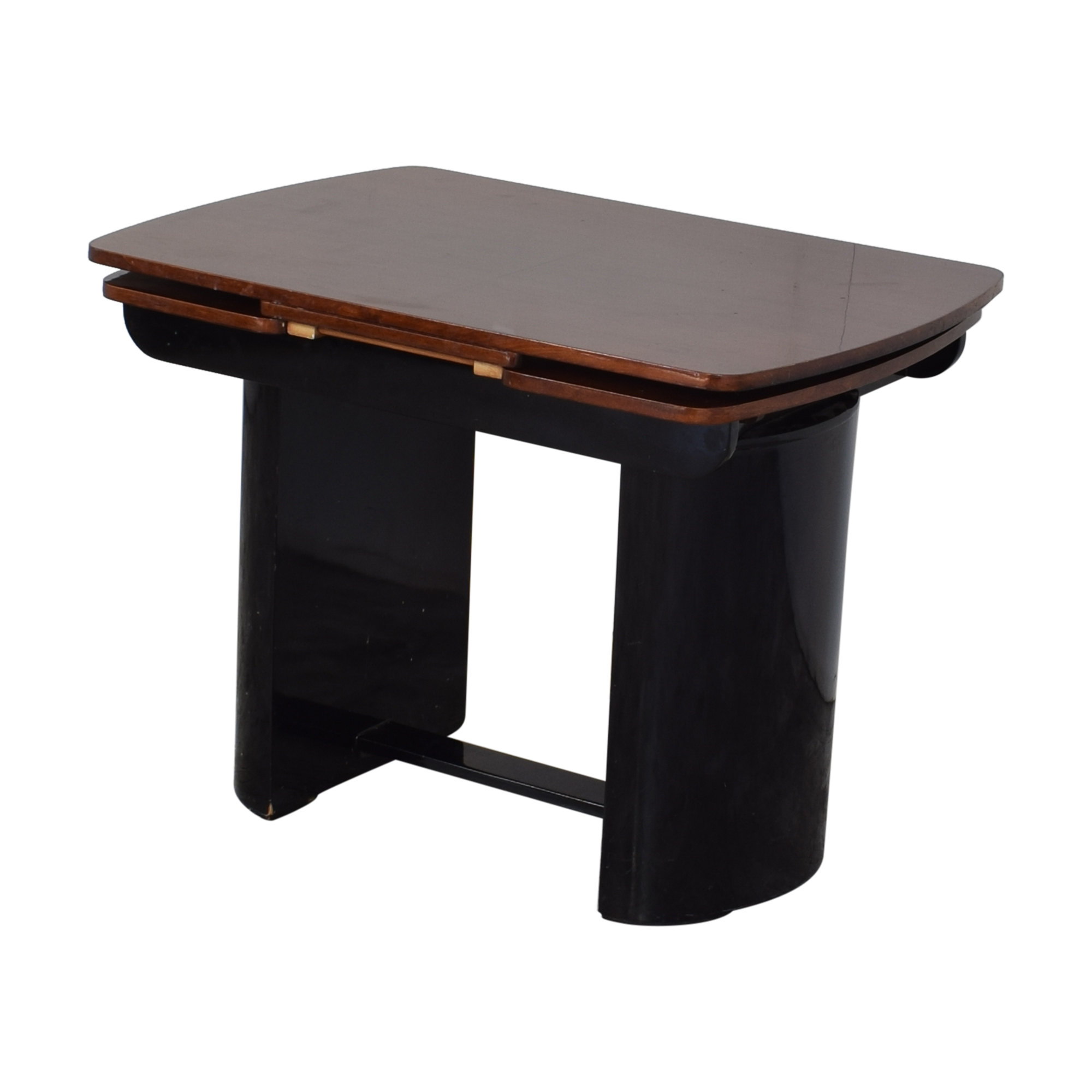 Art Deco Style Expanding Table on sale