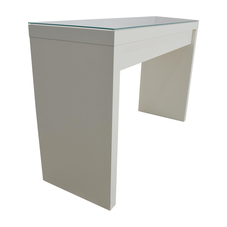 Multipurpose Ikea Desk Utility Tables