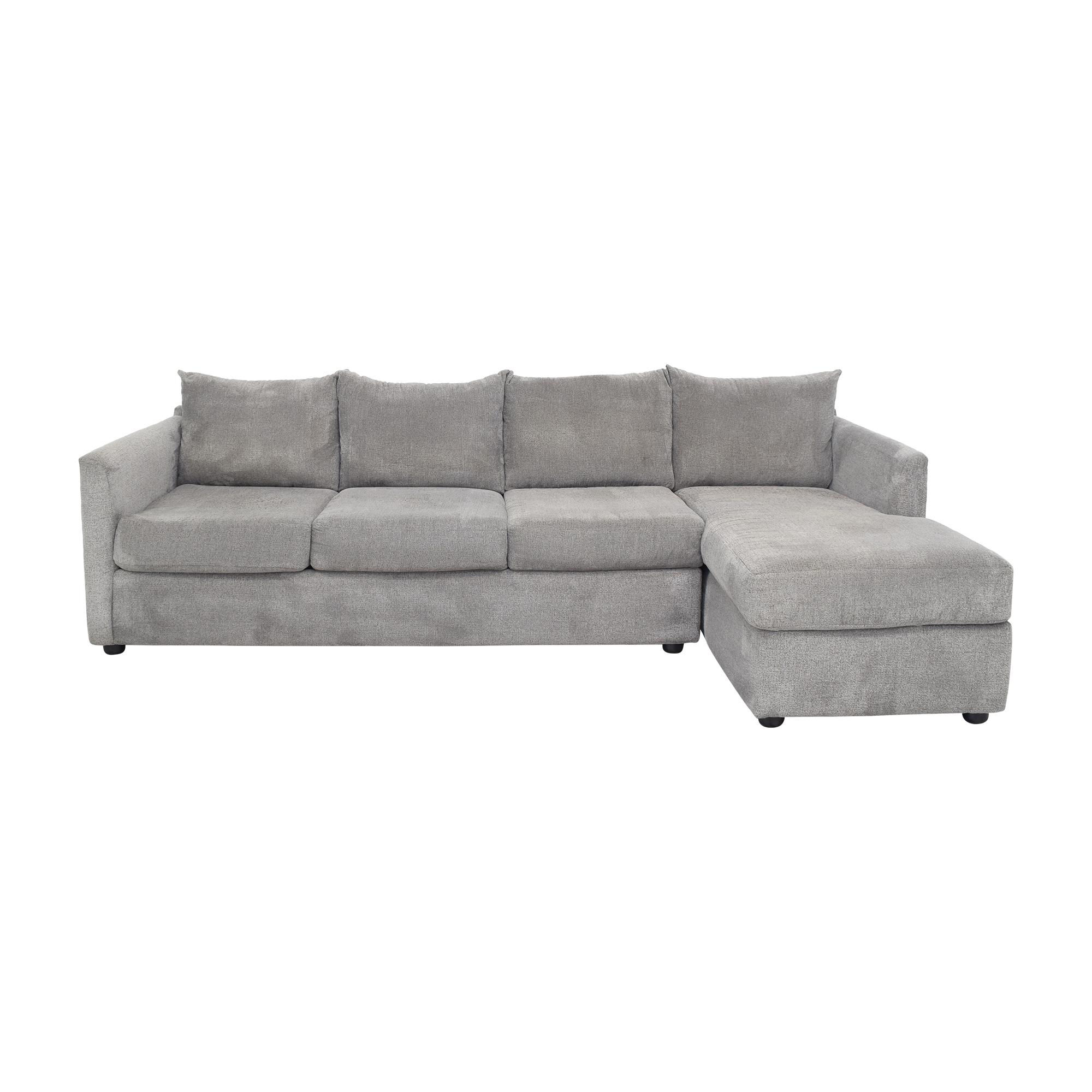 buy KFI Sectional Chaise Sofa KFI Sofas