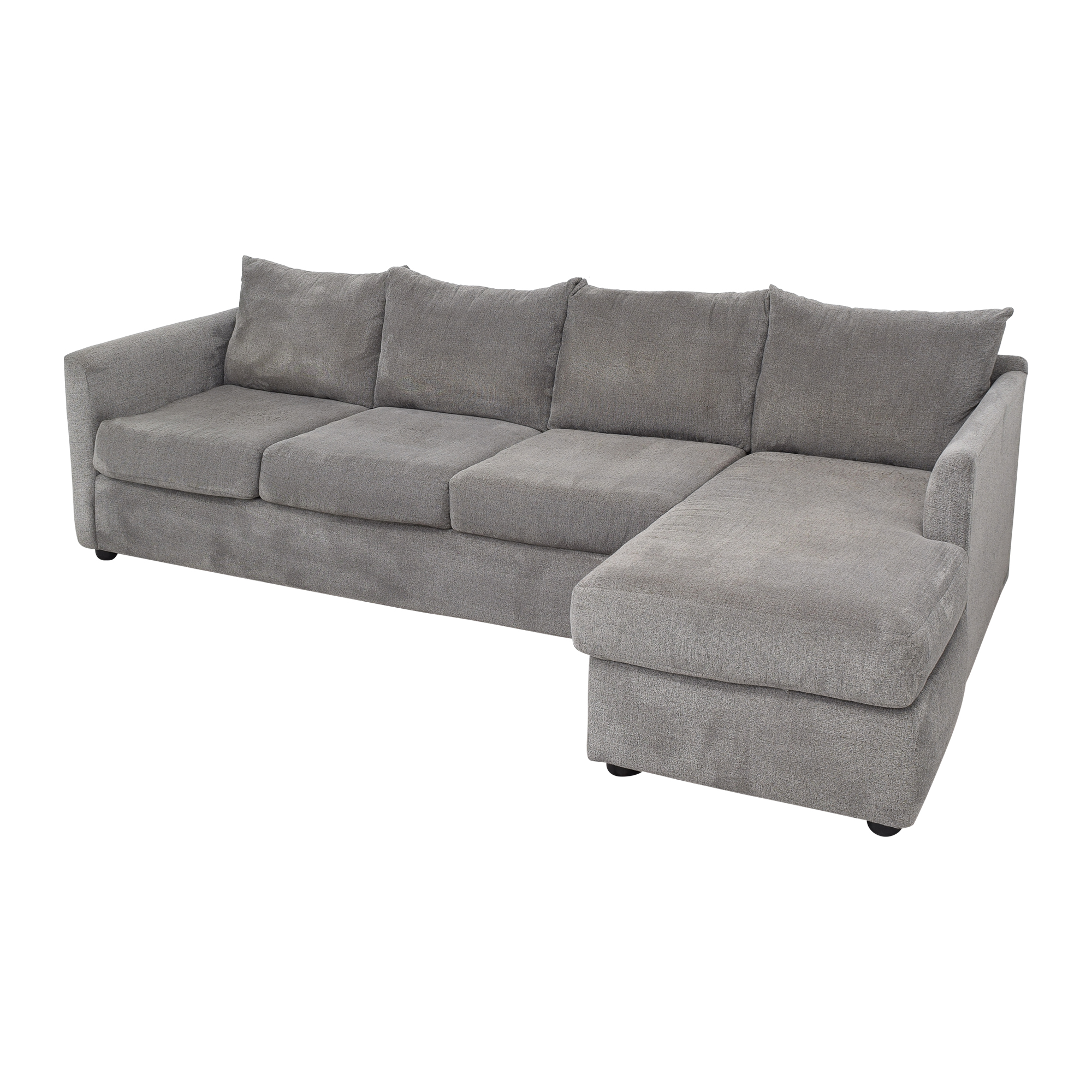 buy KFI Sectional Chaise Sofa KFI