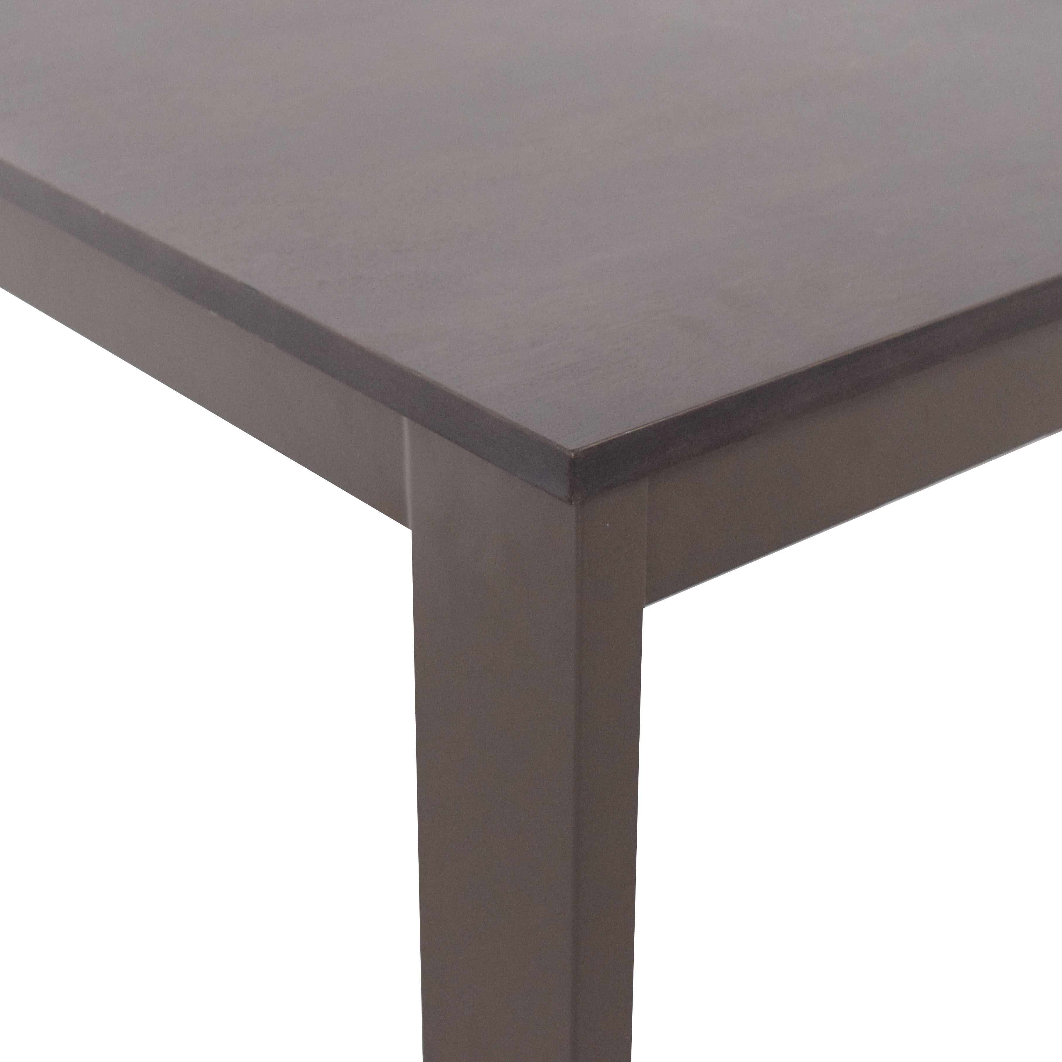 CB2 CB2 Core Extension Dining Table Dinner Tables