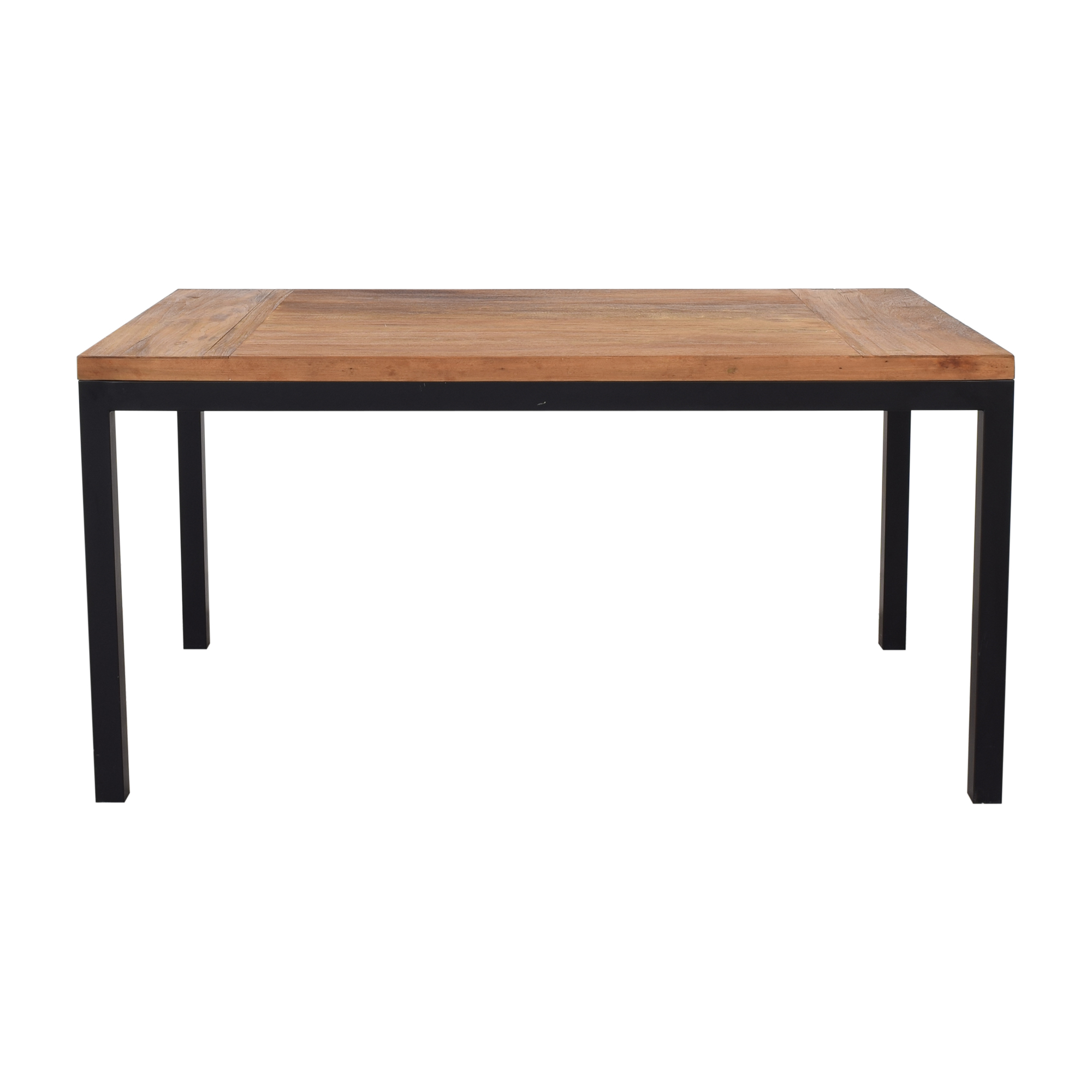 Crate & Barrel Crate & Barrel Parsons Dining Table Dinner Tables