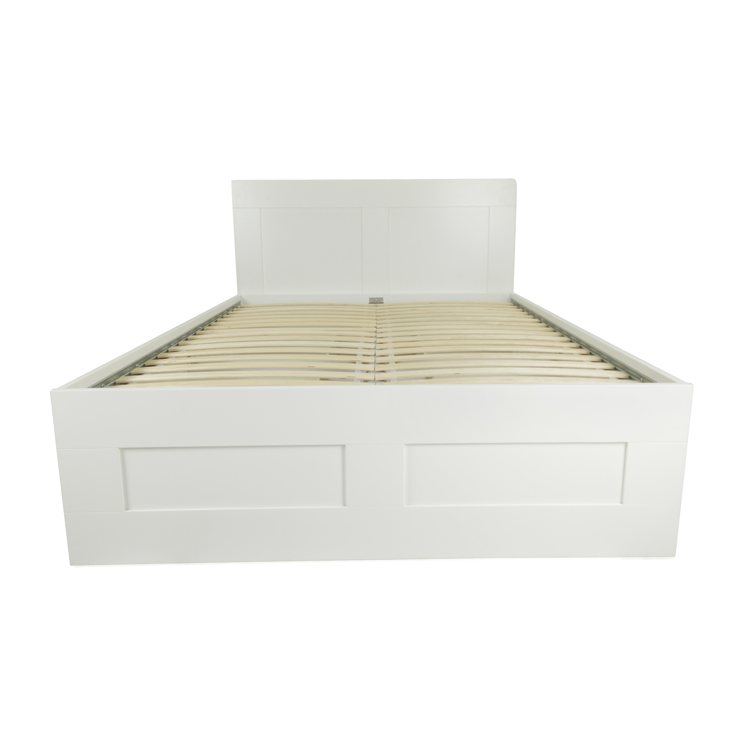 57% OFF - IKEA IKEA Queen Size Bed Frame / Beds