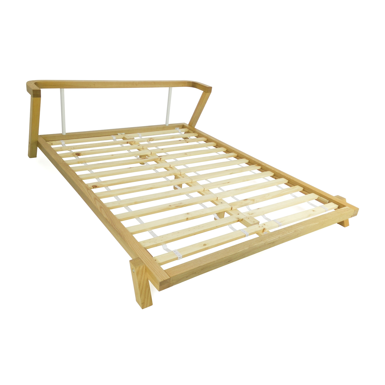 CB2 CB2 Siesta Queen Size Bed second hand