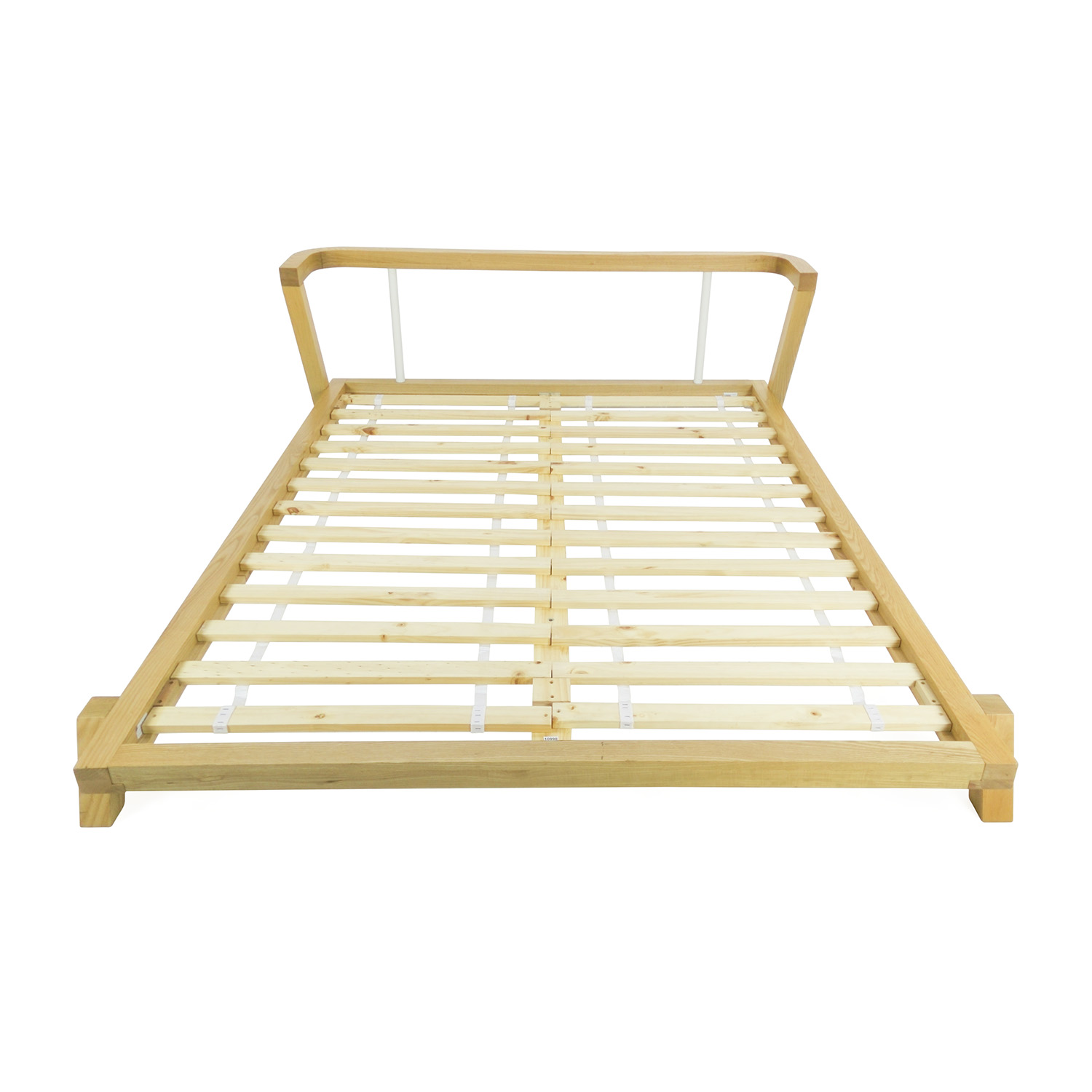 shop cb2 siesta queen size bed cb2 bed frames