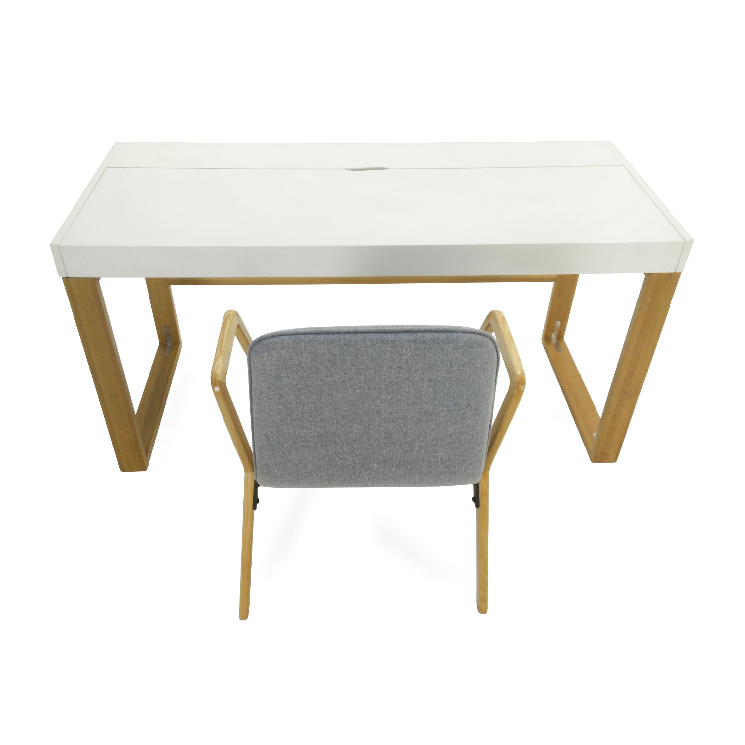 CB2 CB2 Chamber Desk Set Tables
