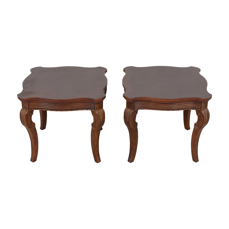 Bernhardt Bernhardt Side Tables pa