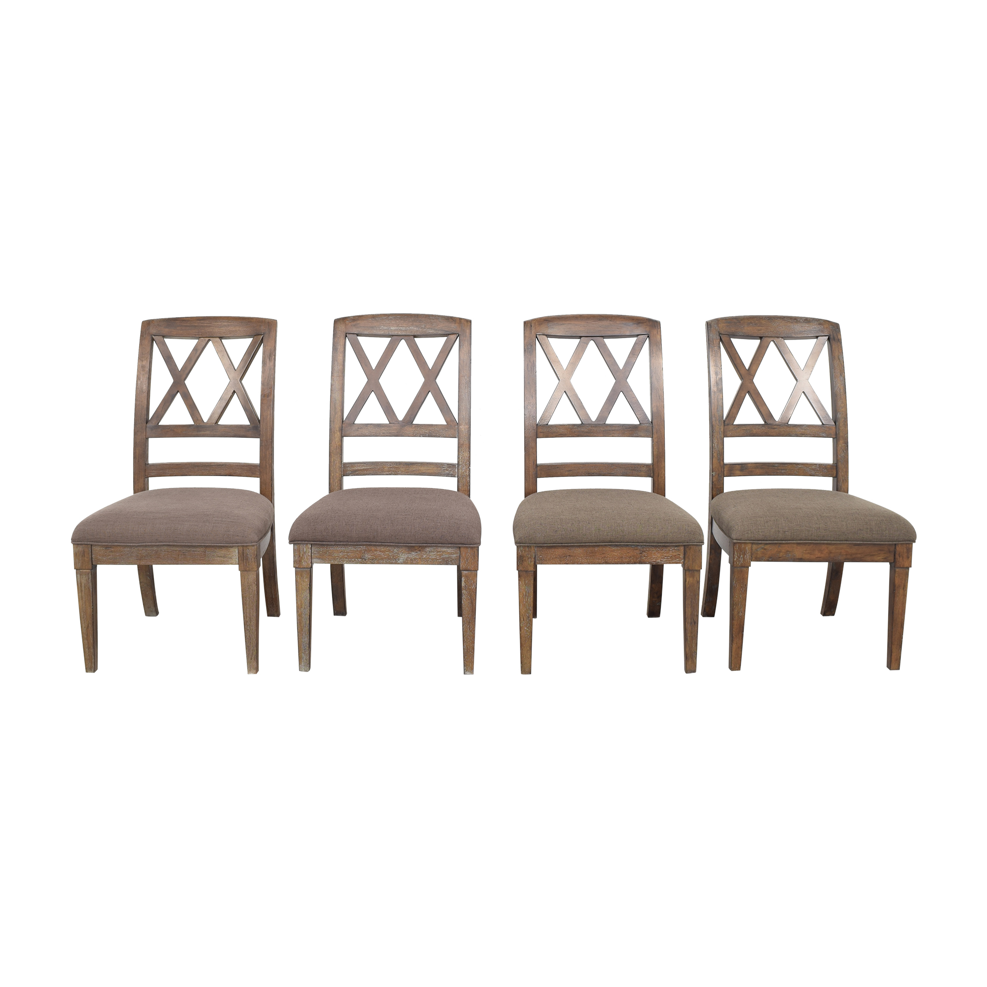 buy Bassett Furniture Bassett Furniture Trestle Dining Chairs online