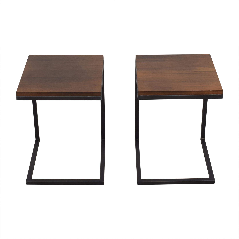 buy Room & Board Parsons C-Tables Room & Board Tables
