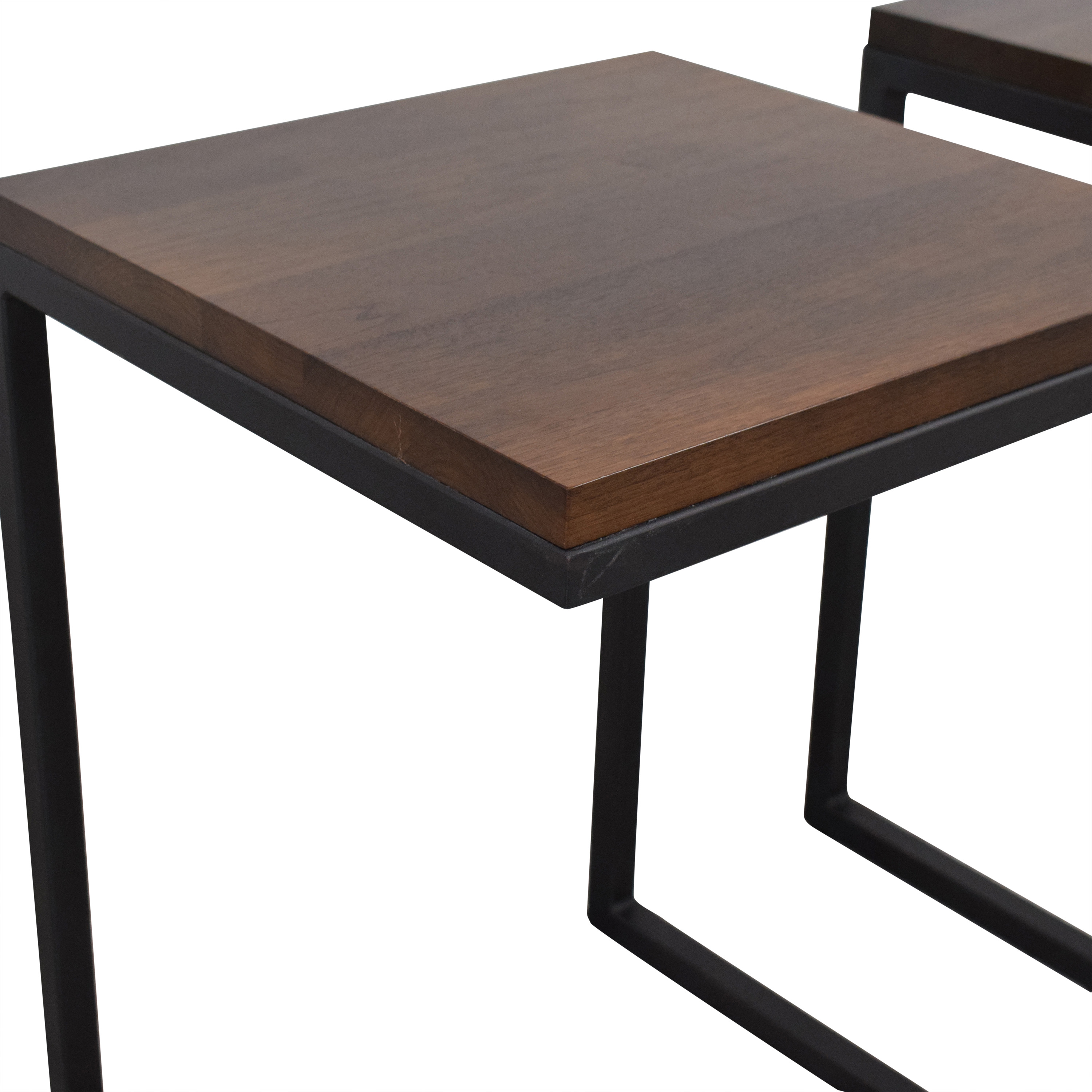Room & Board Parsons C-Tables / Tables