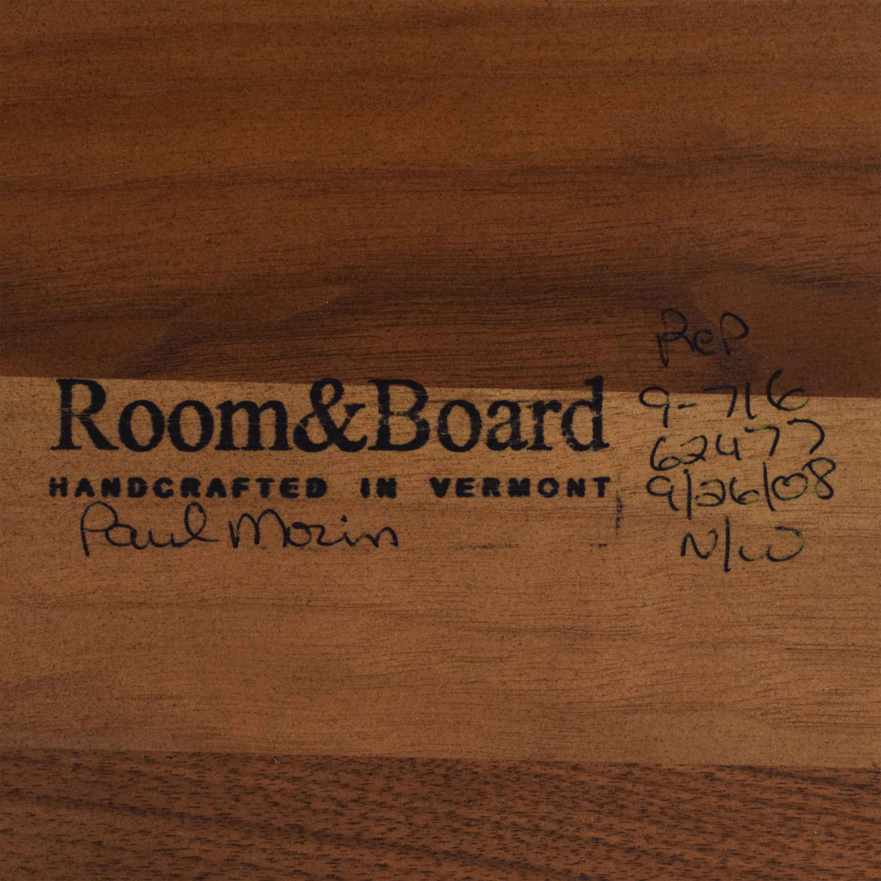 Room & Board Room & Board Parsons C-Tables End Tables
