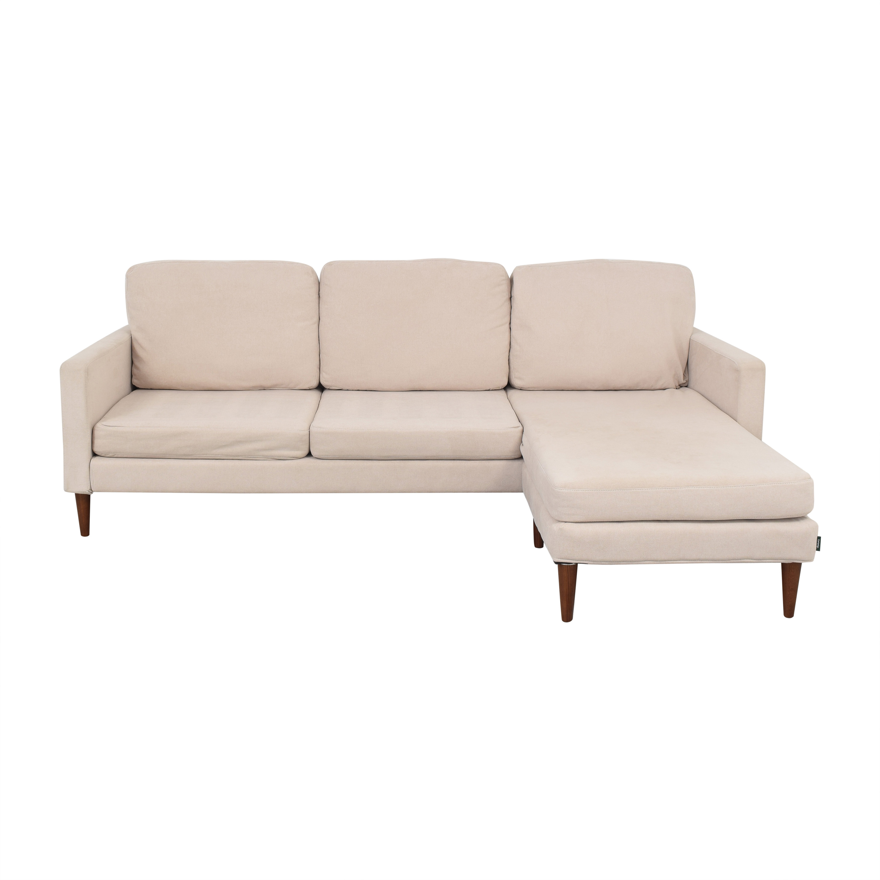 Campaign Campaign Sectional Sofa nyc