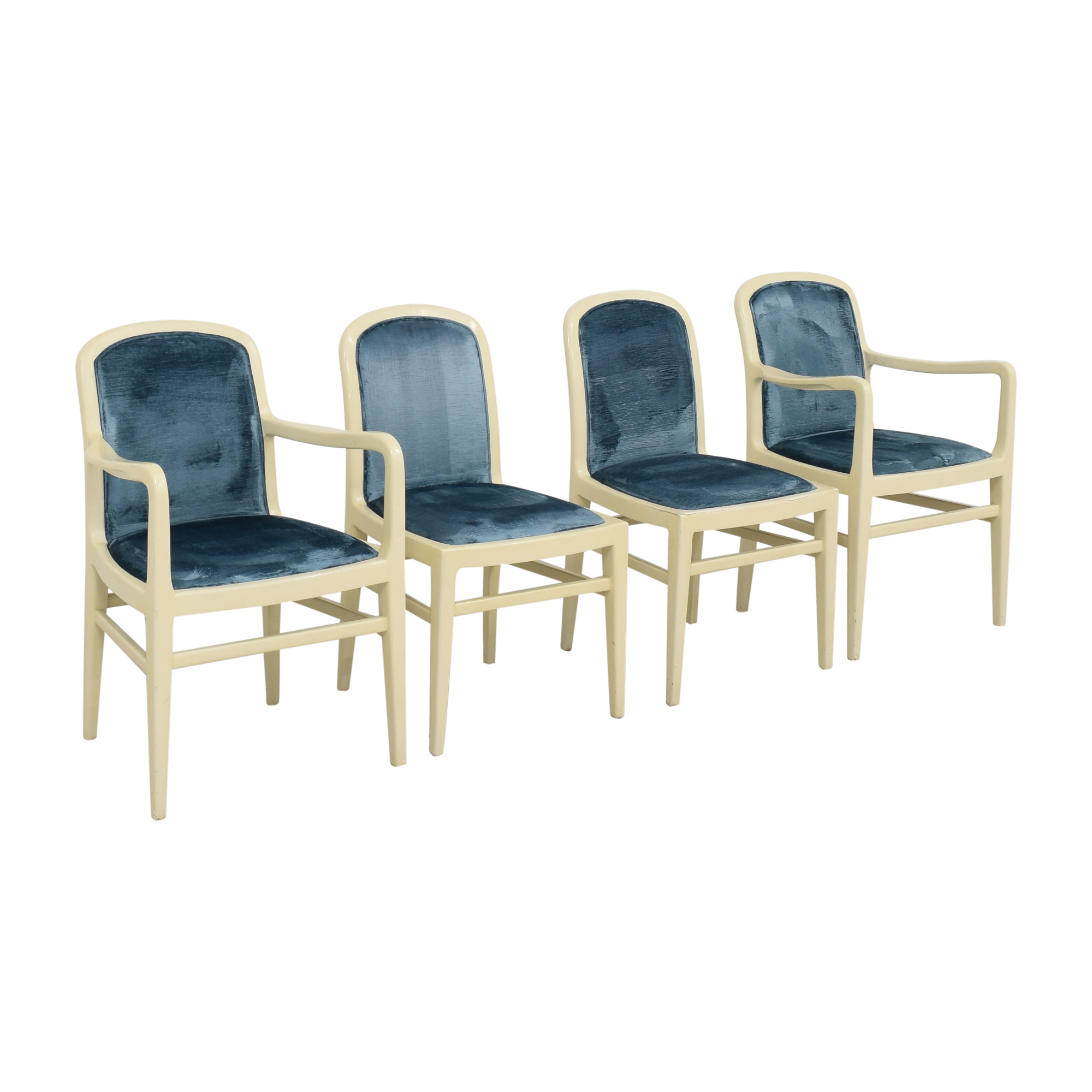 buy Jack Lenor Larson Dining Chairs Jack Lenor Larson Dining Chairs
