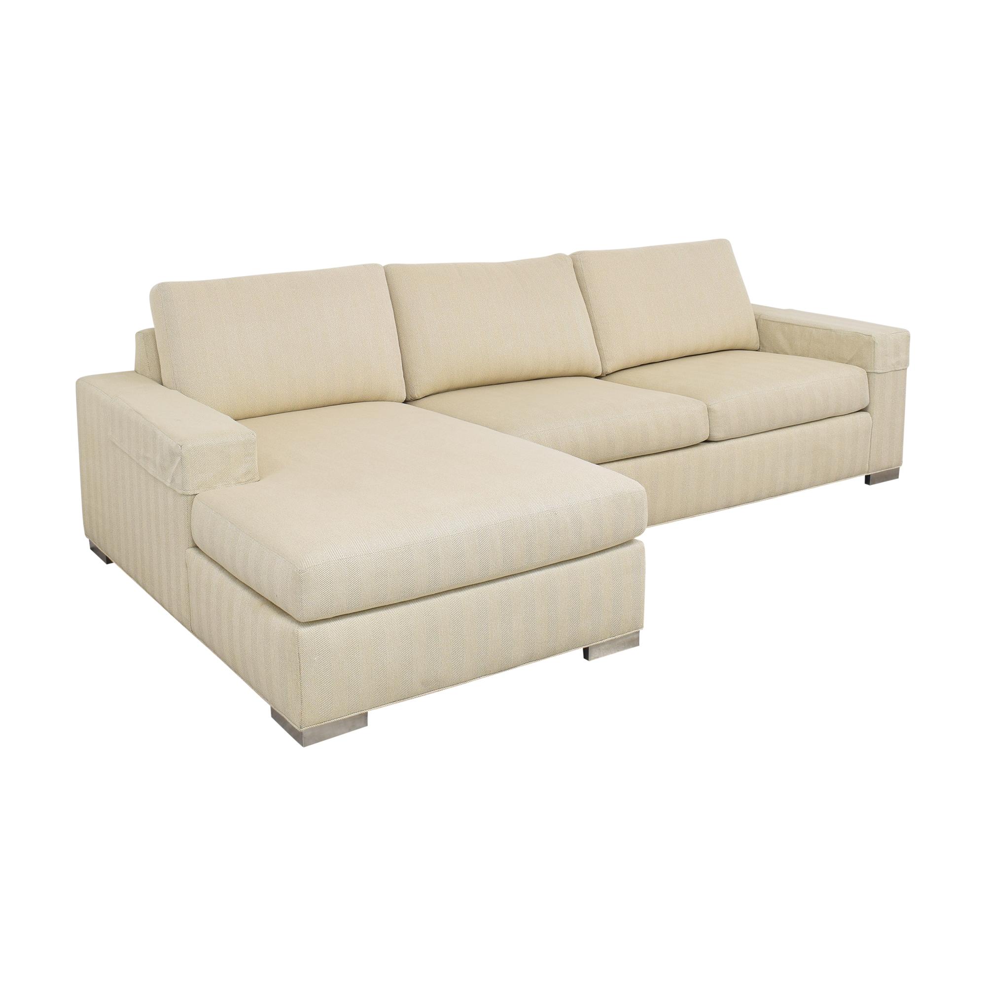 Ethan Allen Ethan Allen Conway Sectional Sofa