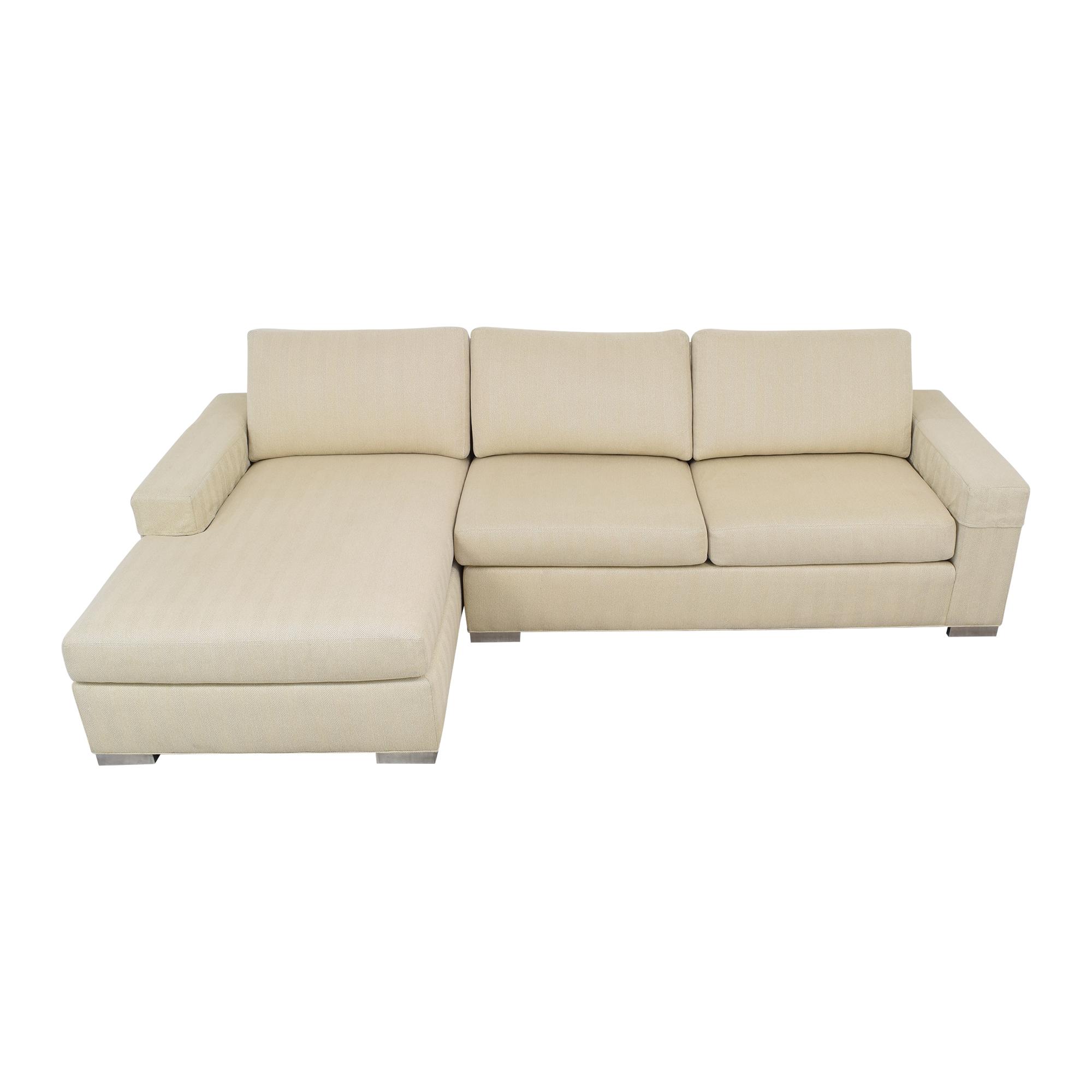 Ethan Allen Ethan Allen Conway Sectional Sofa Sofas