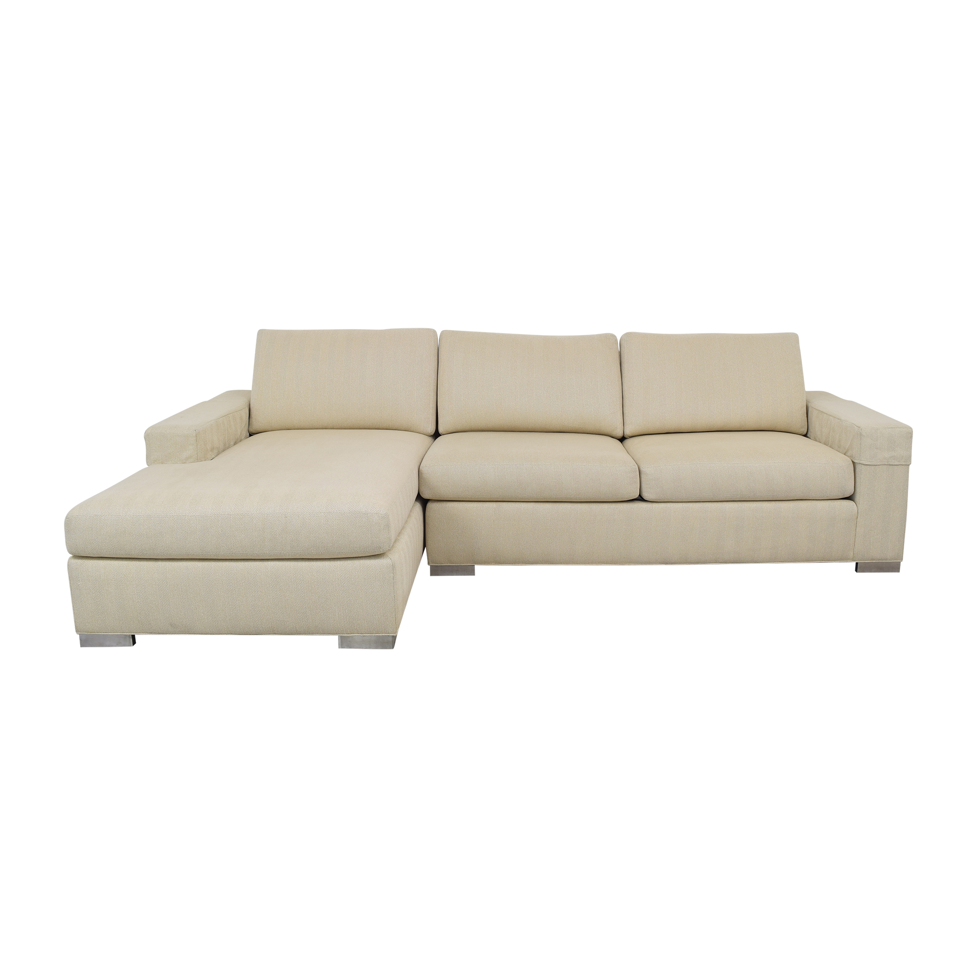 Ethan Allen Conway Sectional Sofa / Sectionals