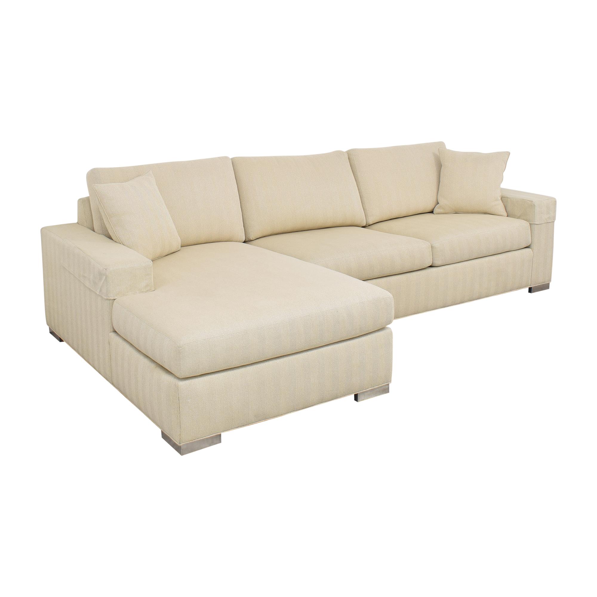 shop Ethan Allen Ethan Allen Conway Sectional Sofa online