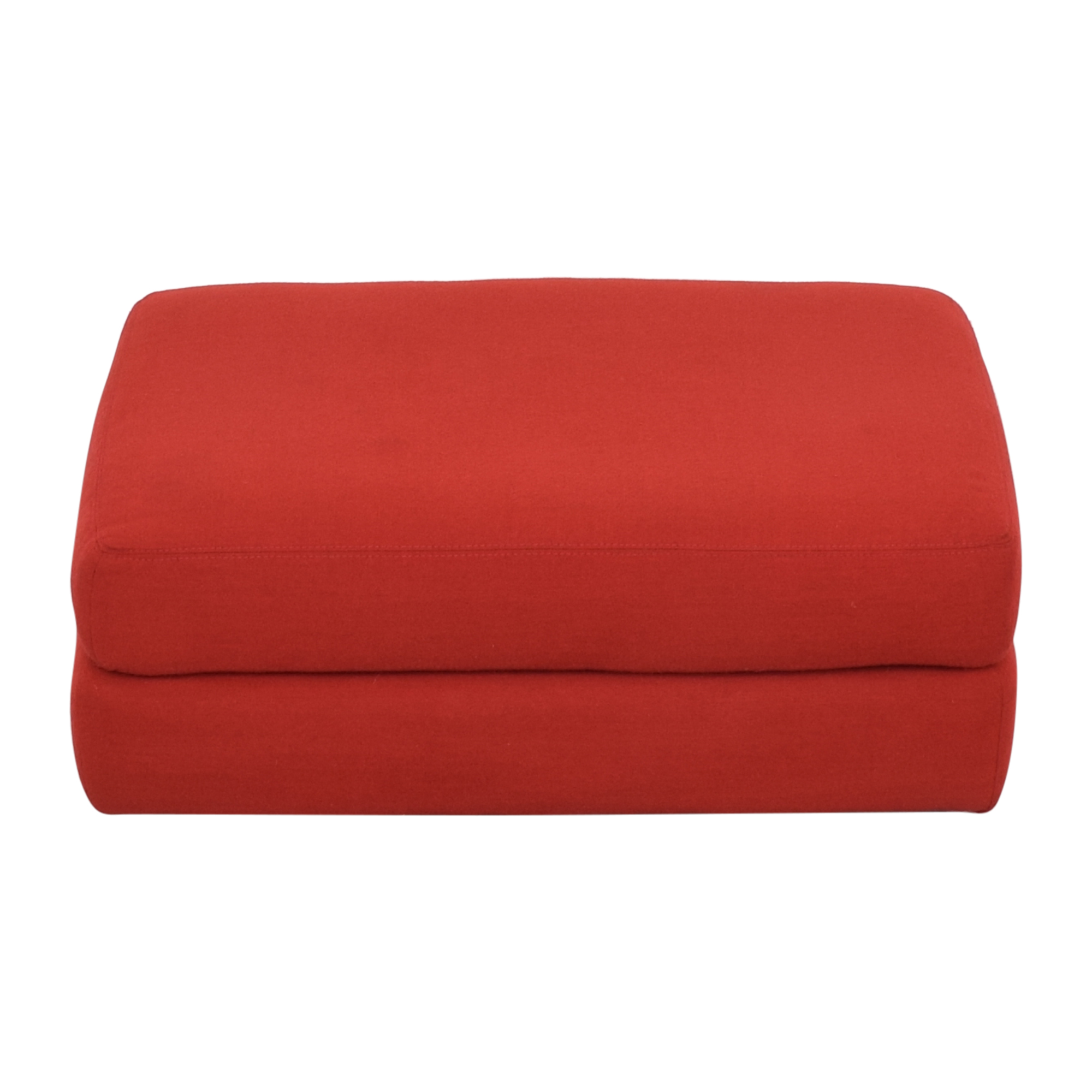 buy Design Within Reach Reid Ottoman Design Within Reach Ottomans