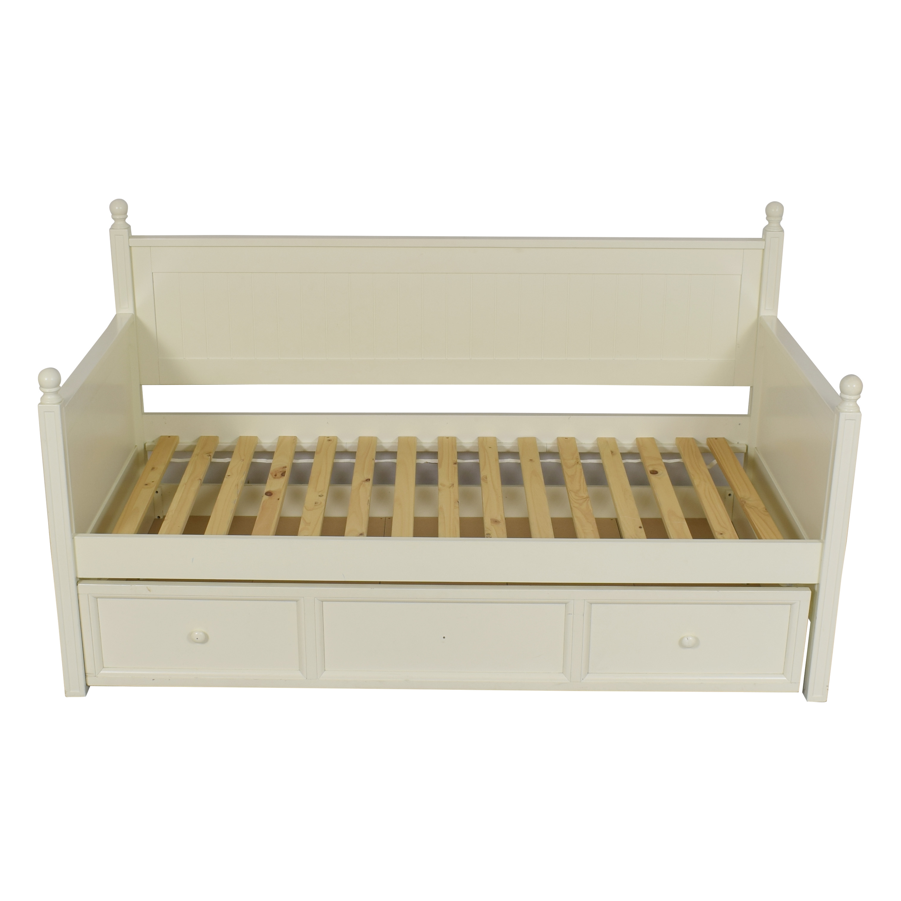 buy Pottery Barn Teen Hampton Twin Daybed and Trundle Pottery Barn Teen