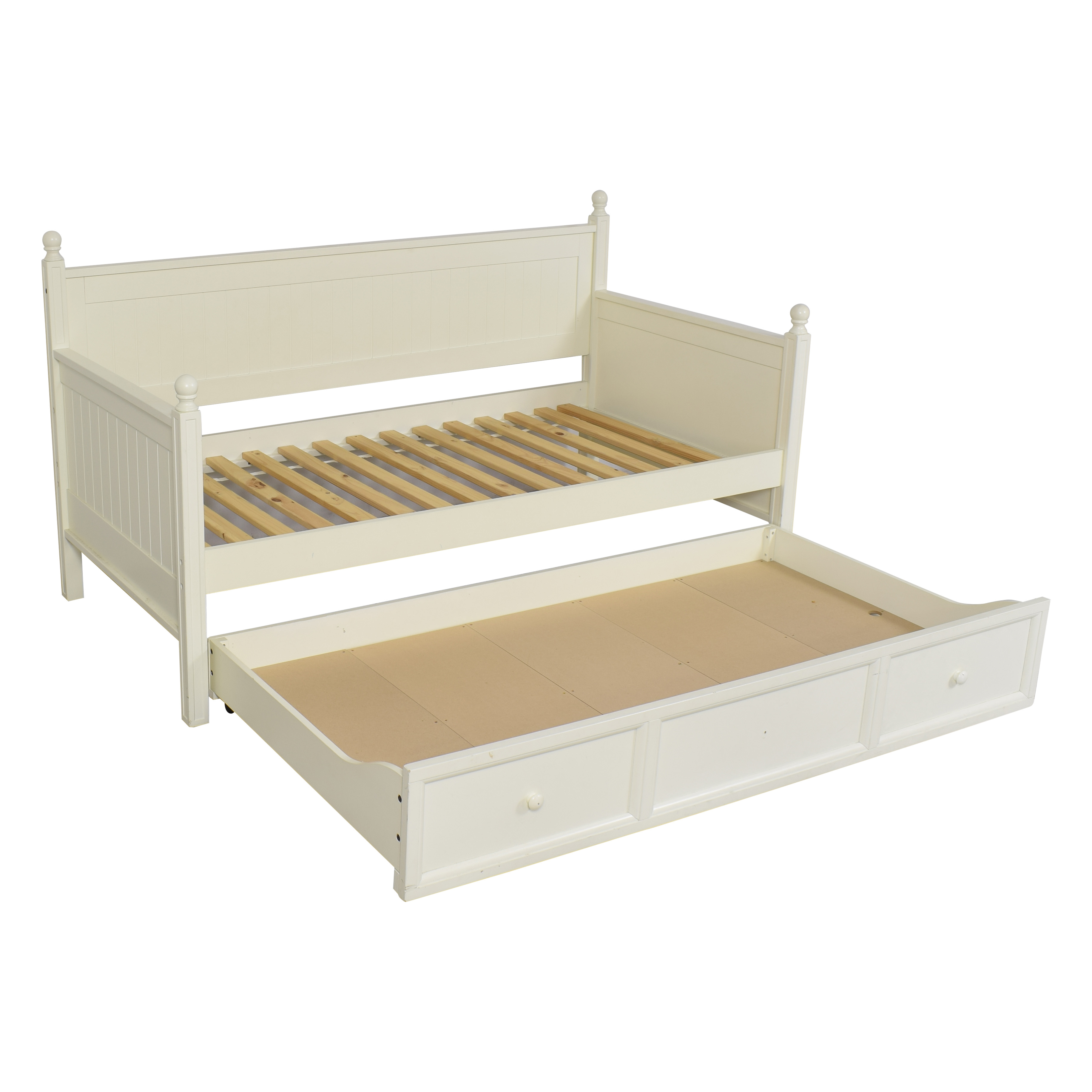 Pottery Barn Teen Hampton Twin Daybed and Trundle / Beds
