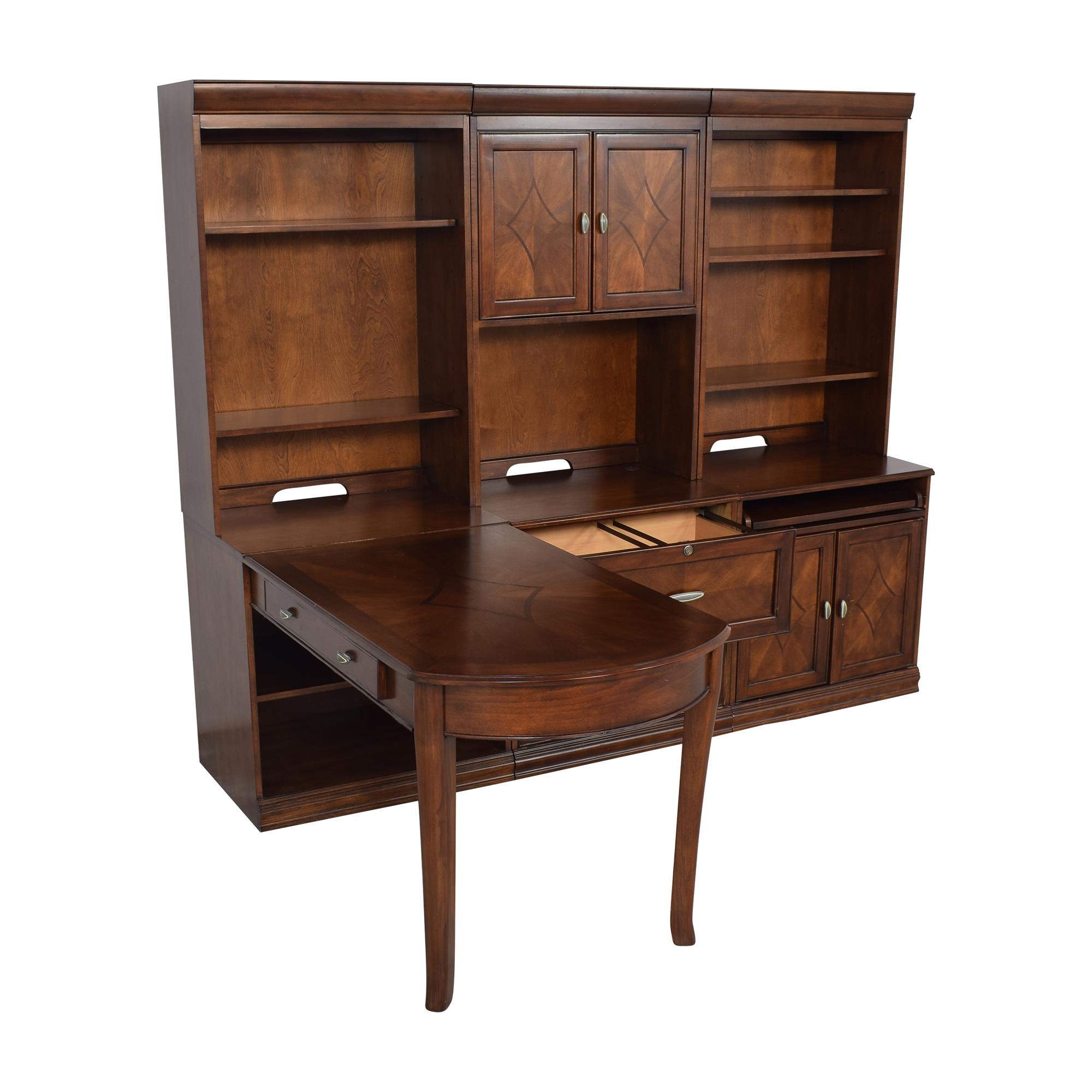 Lane Furniture Lane Furniture Open Hutch Desk on sale