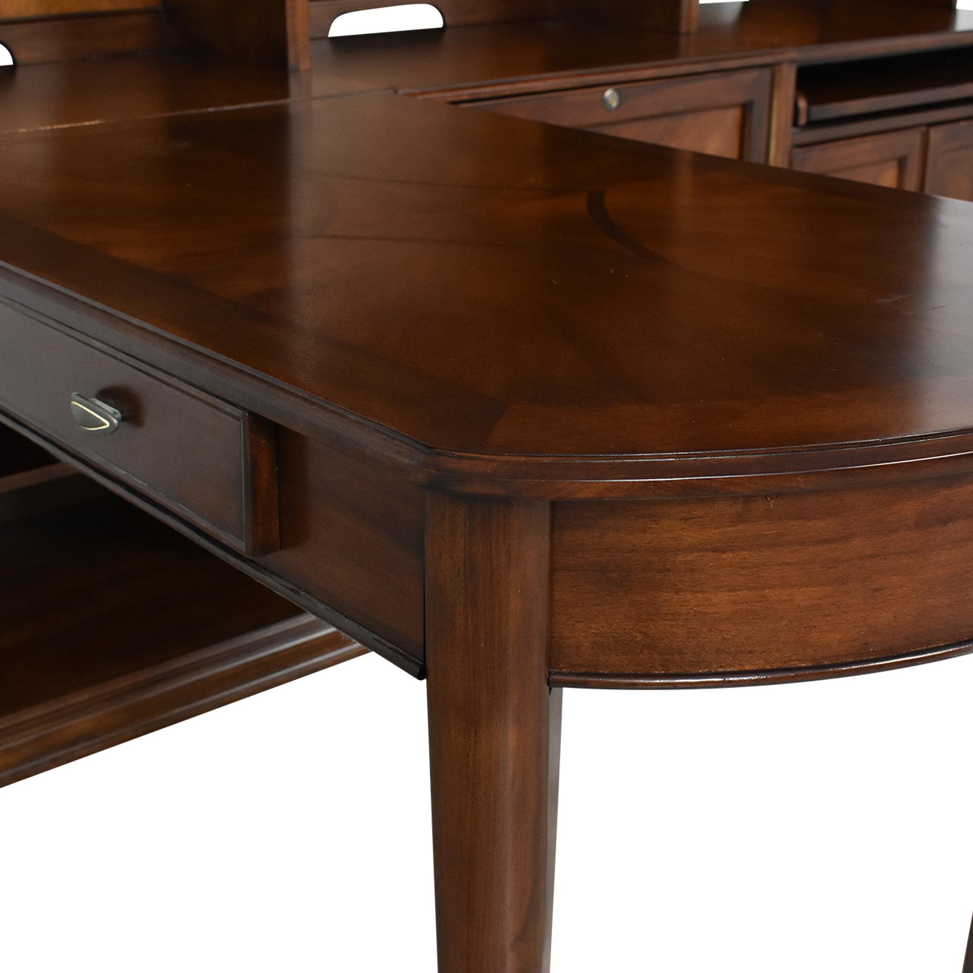 Lane Furniture Open Hutch Desk / Tables