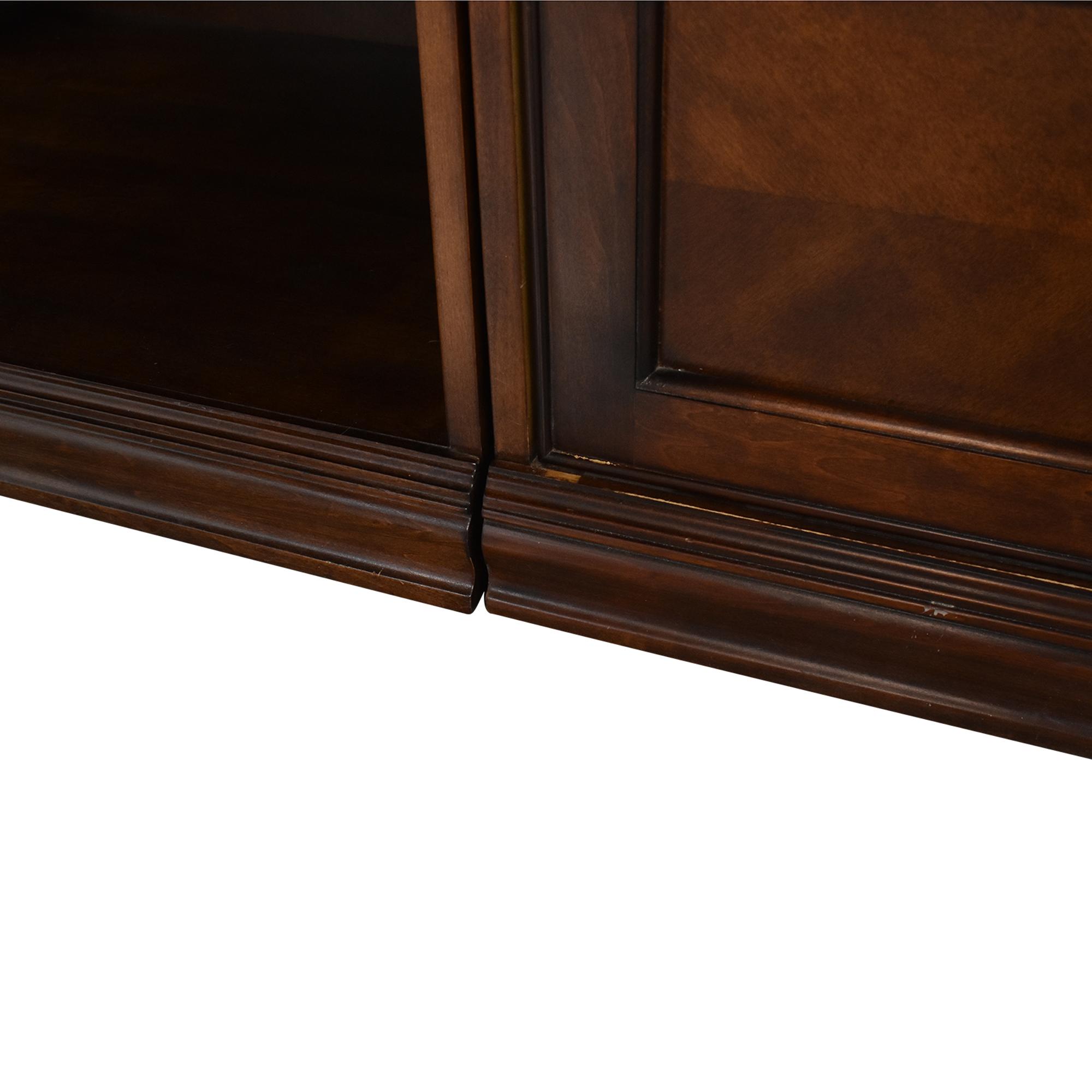 Lane Furniture Lane Furniture Open Hutch Desk