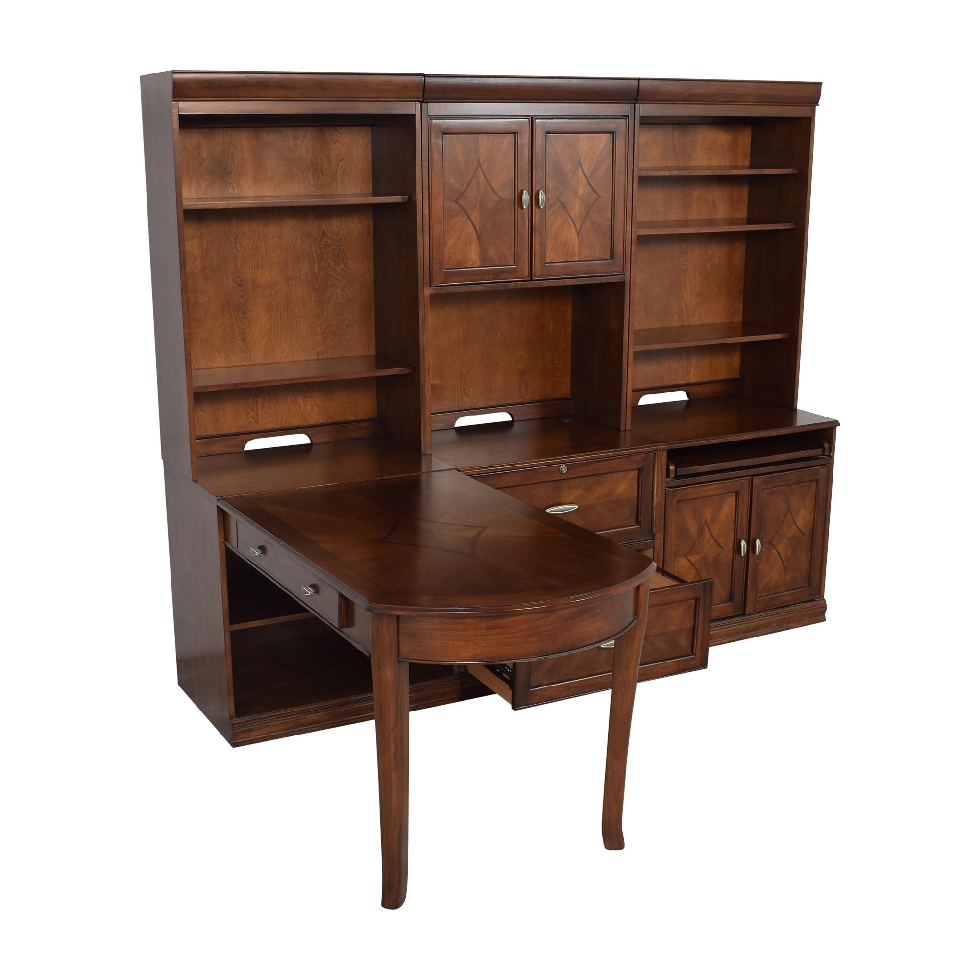 buy Lane Furniture Open Hutch Desk Lane Furniture