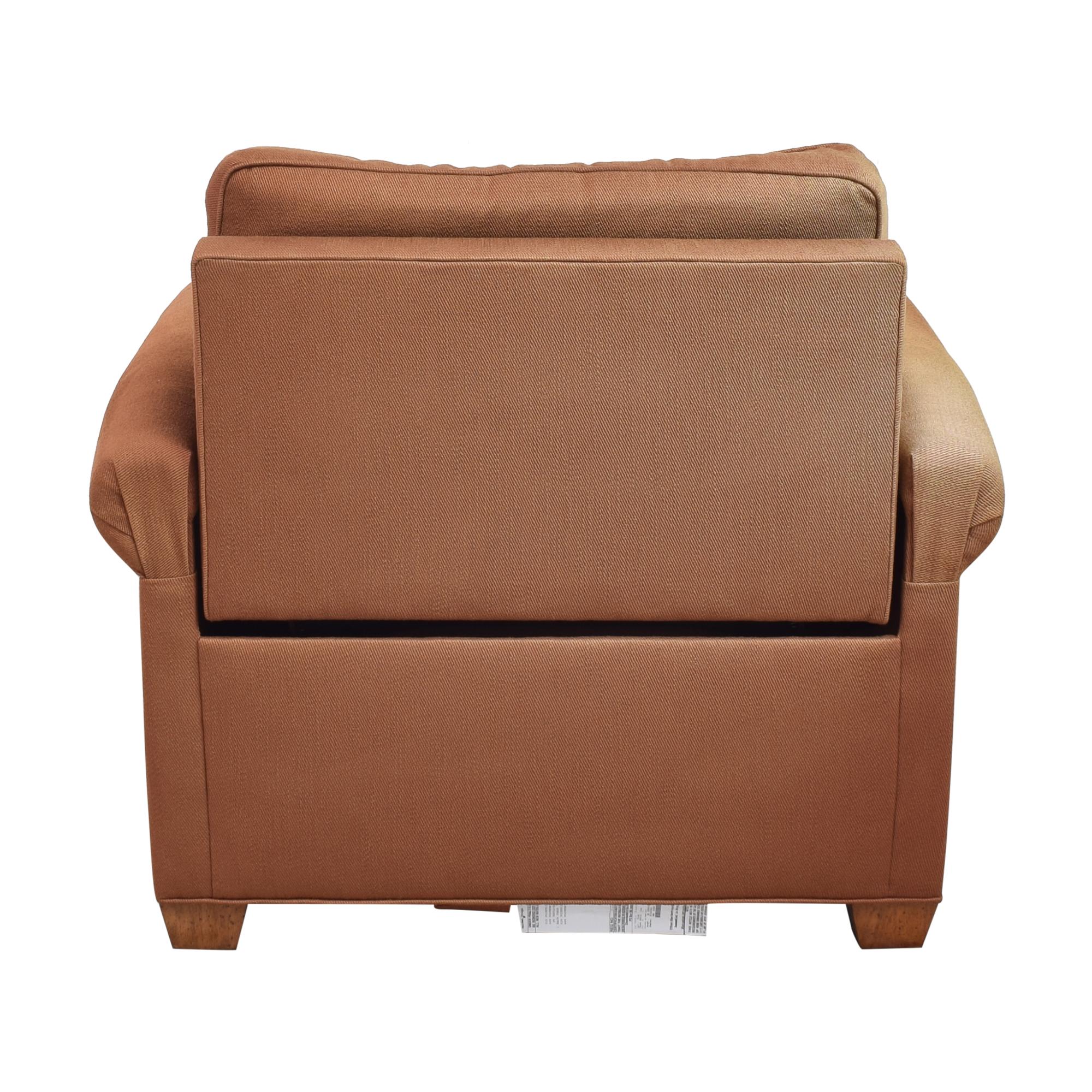 shop Ethan Allen Conor Recliner Ethan Allen Chairs