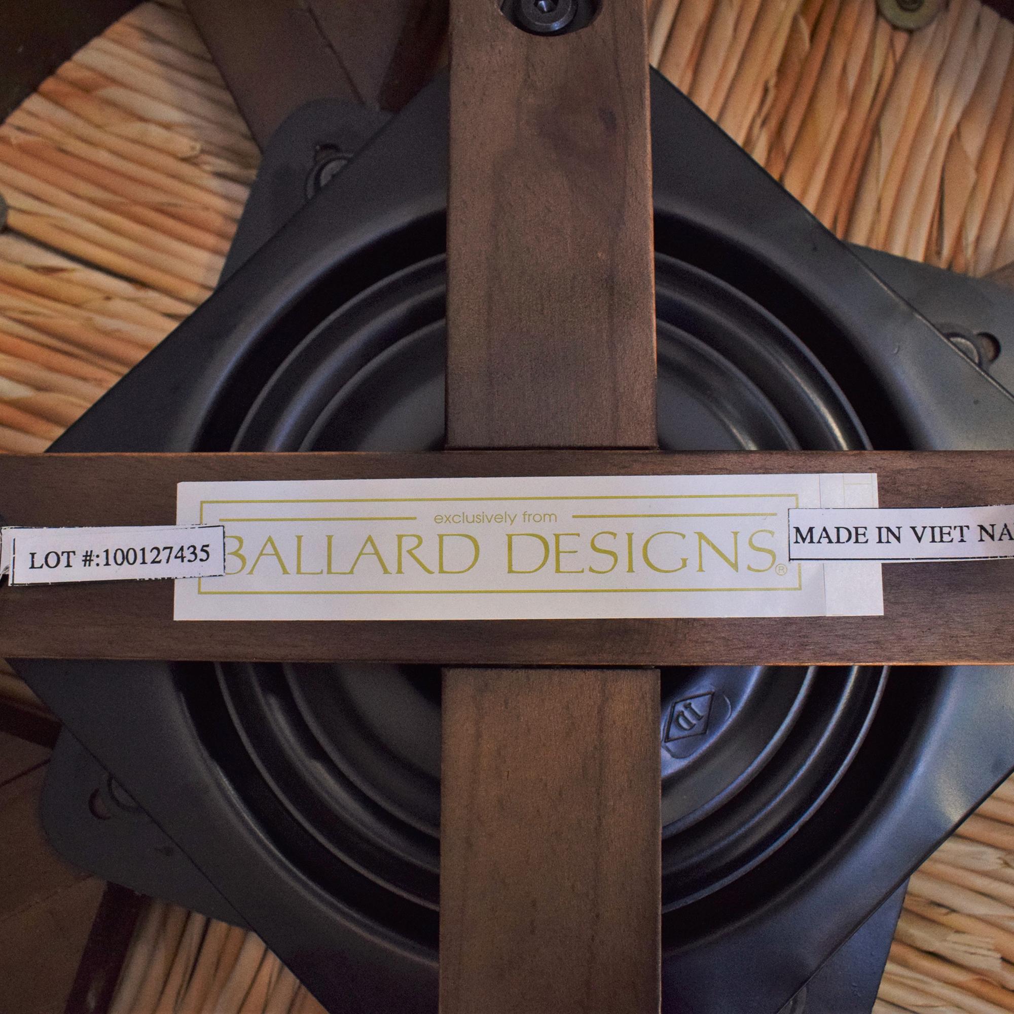 Ballard Designs Marguerite Stools / Stools