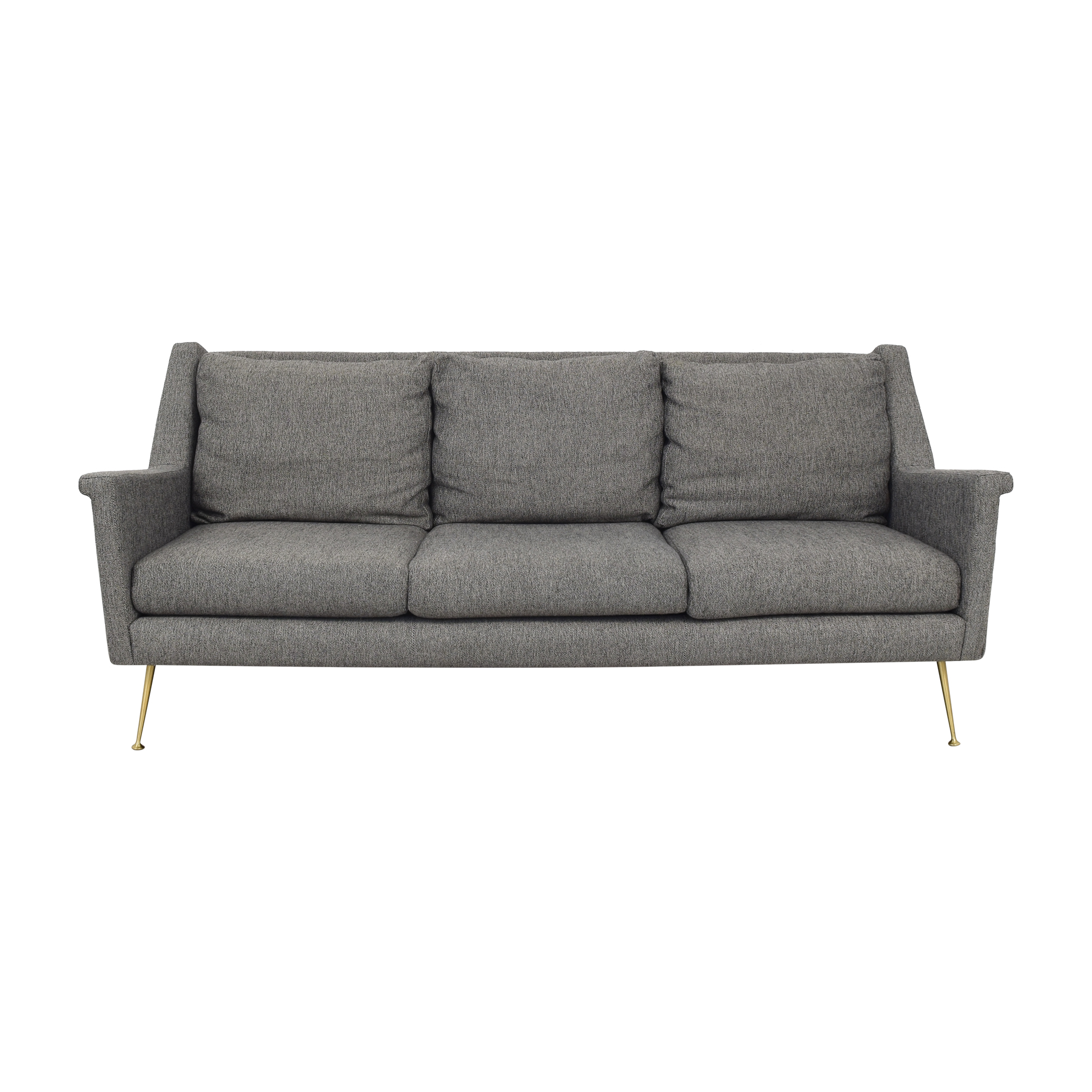 buy West Elm Carlo Mid-Century Sofa West Elm Classic Sofas