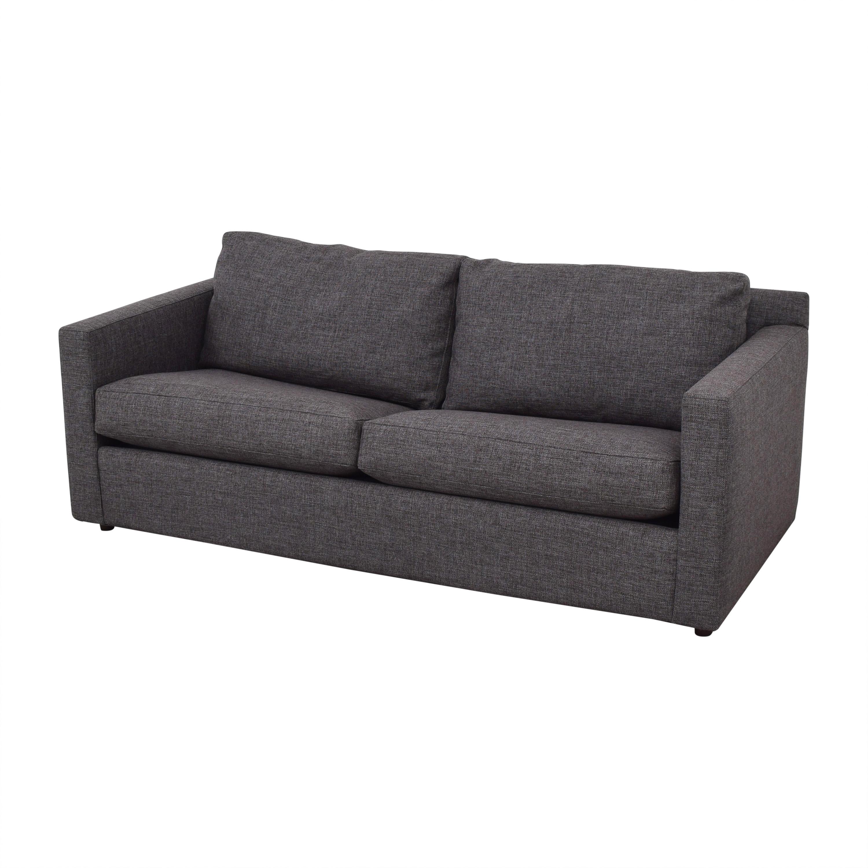 Crate & Barrel Crate & Barrel Barrett Queen Sleeper Sofa used