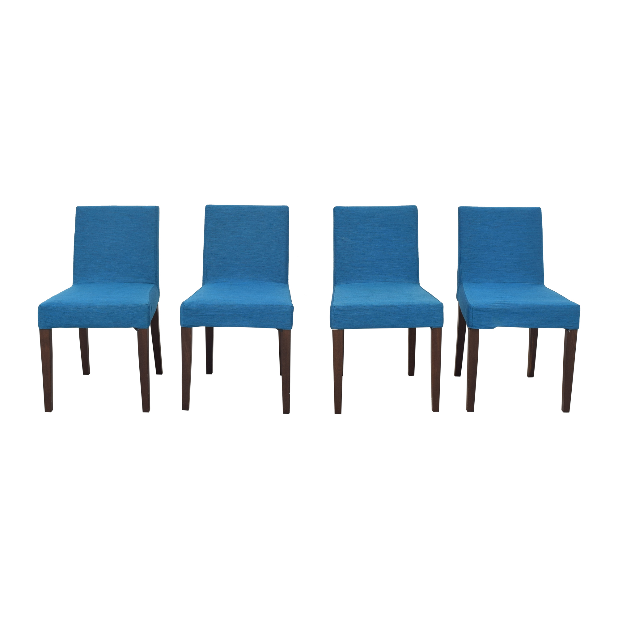 Ligne Roset Ligne Roset Didier Gomez French Line Dining Chairs coupon