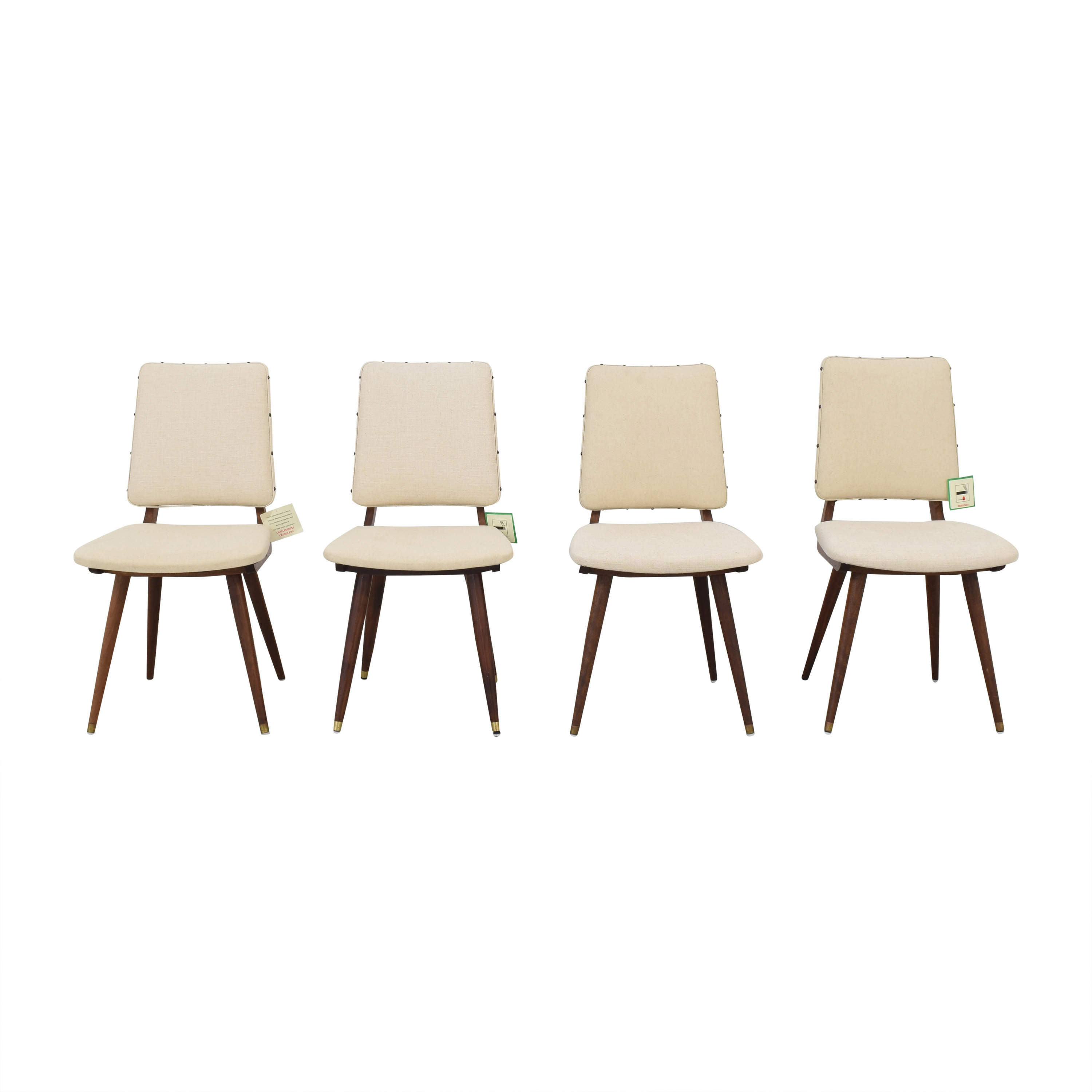 Jonathan Adler Camille Dining Chairs sale