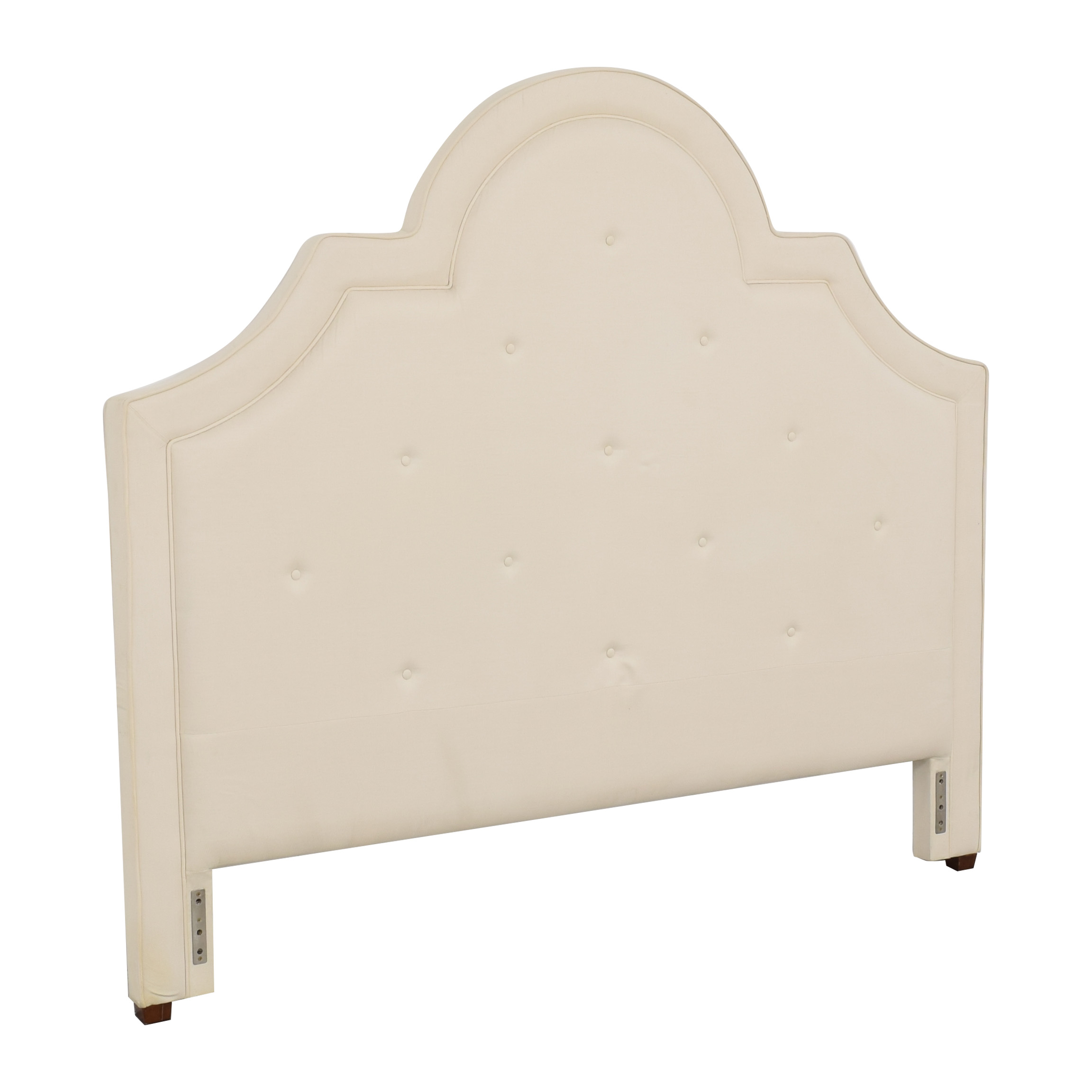 Pottery Barn Pottery Barn York Tufted King Headboard pa