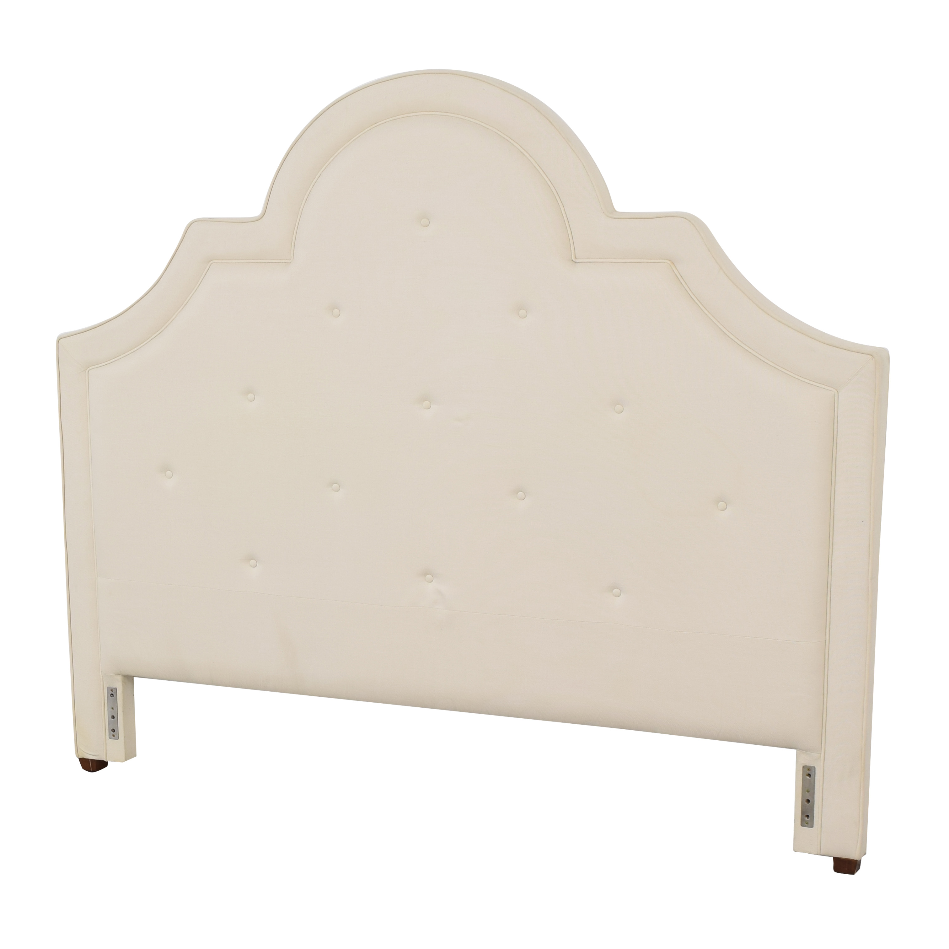 Pottery Barn York Tufted King Headboard / Headboards