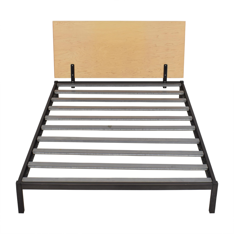 shop Room & Board Full Size Copenhagen Bed Room & Board