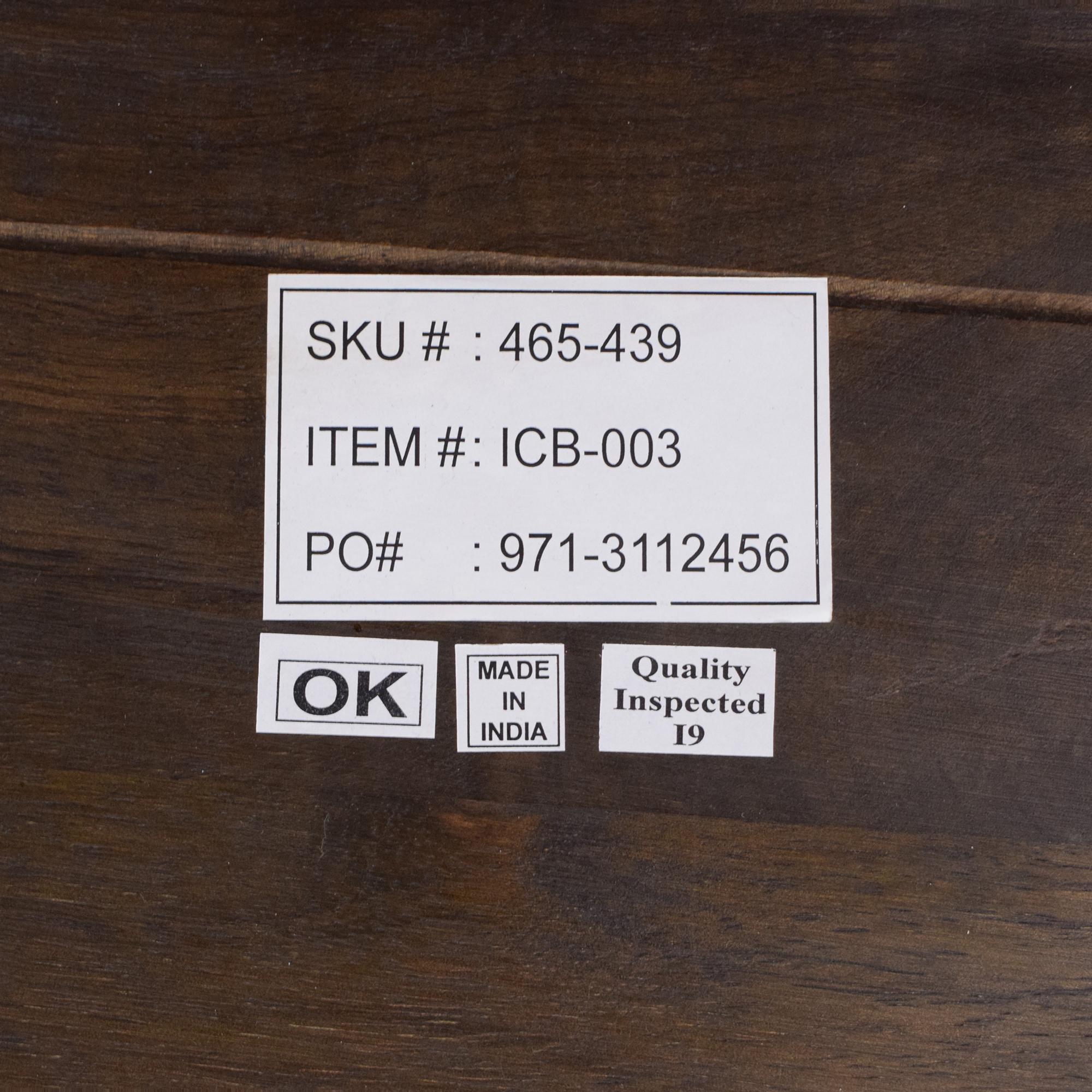 Crate & Barrel Crate & Barrel Pulman Bistro Table used