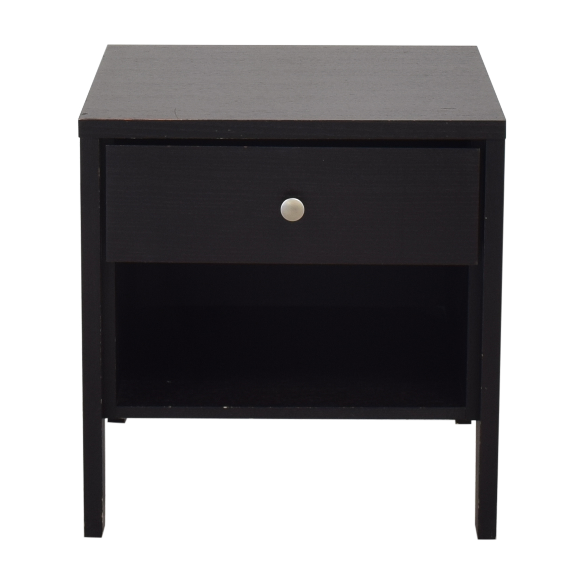 Crate & Barrel Crate & Barrel Nightstand on sale